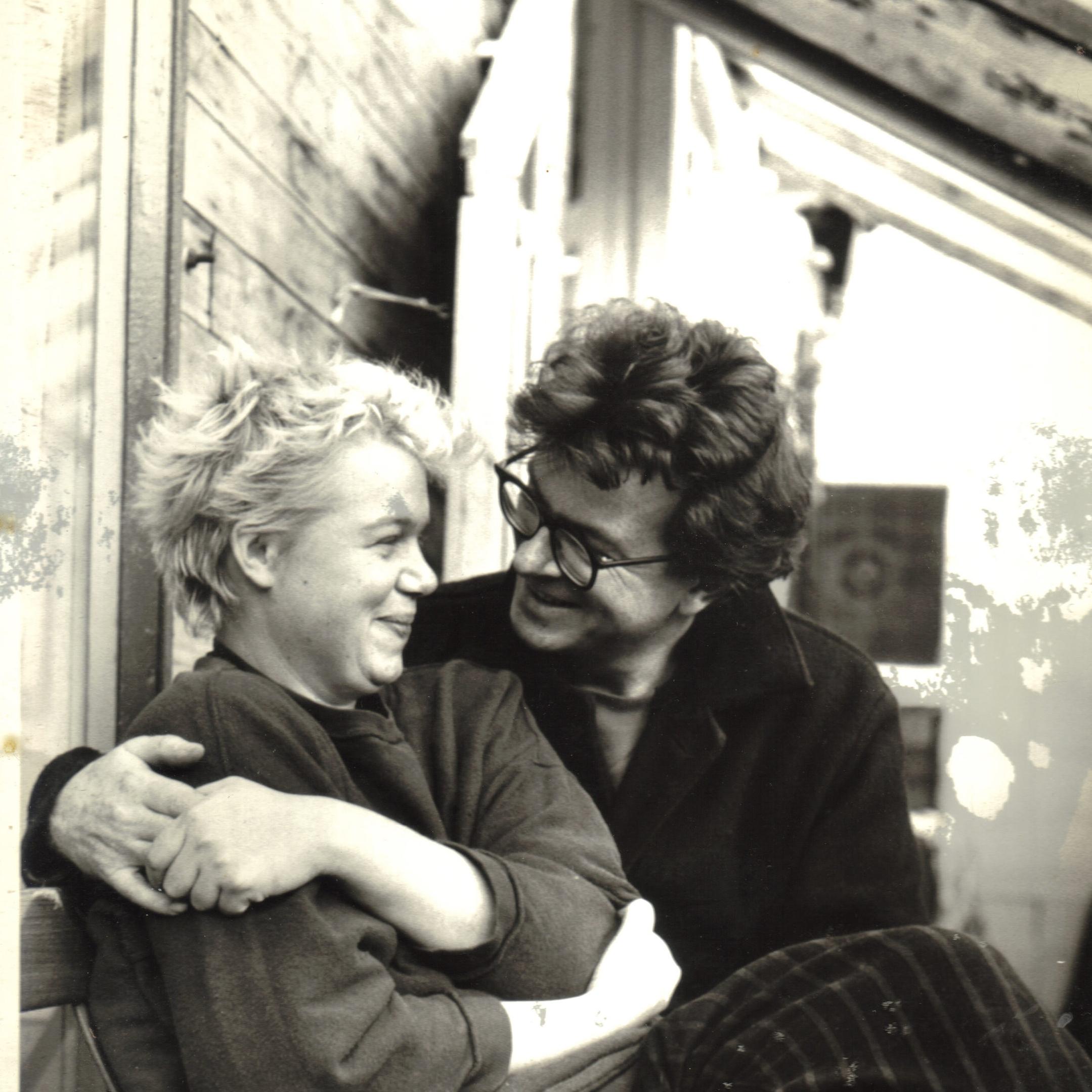 Nick and Jane Darke
