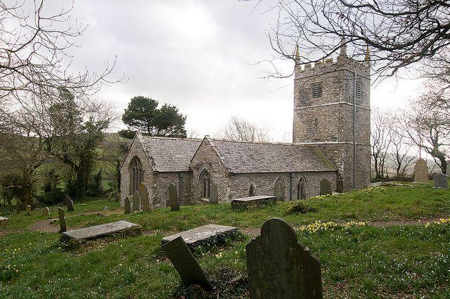 St Juliot Church