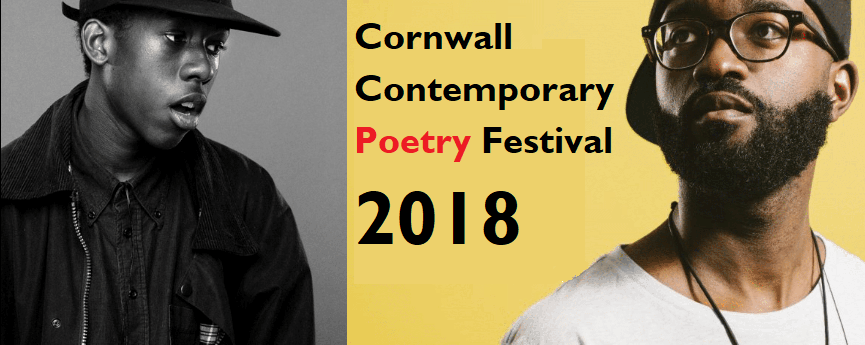A feast of contemporary poetry in Falmouth