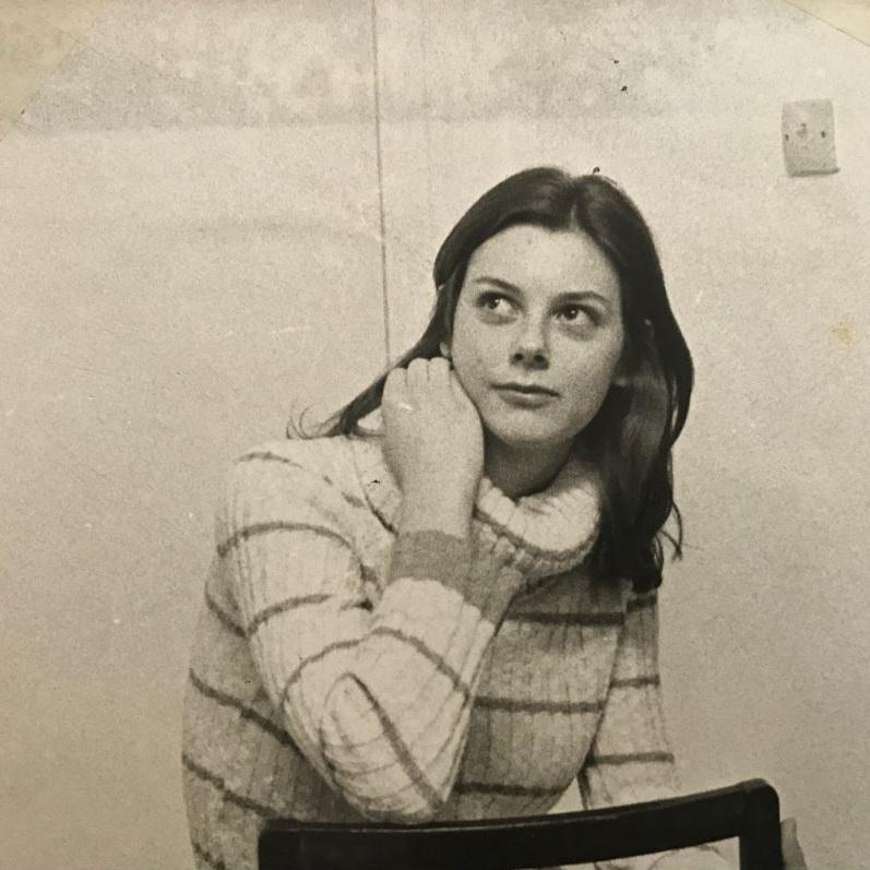 Alison at 18