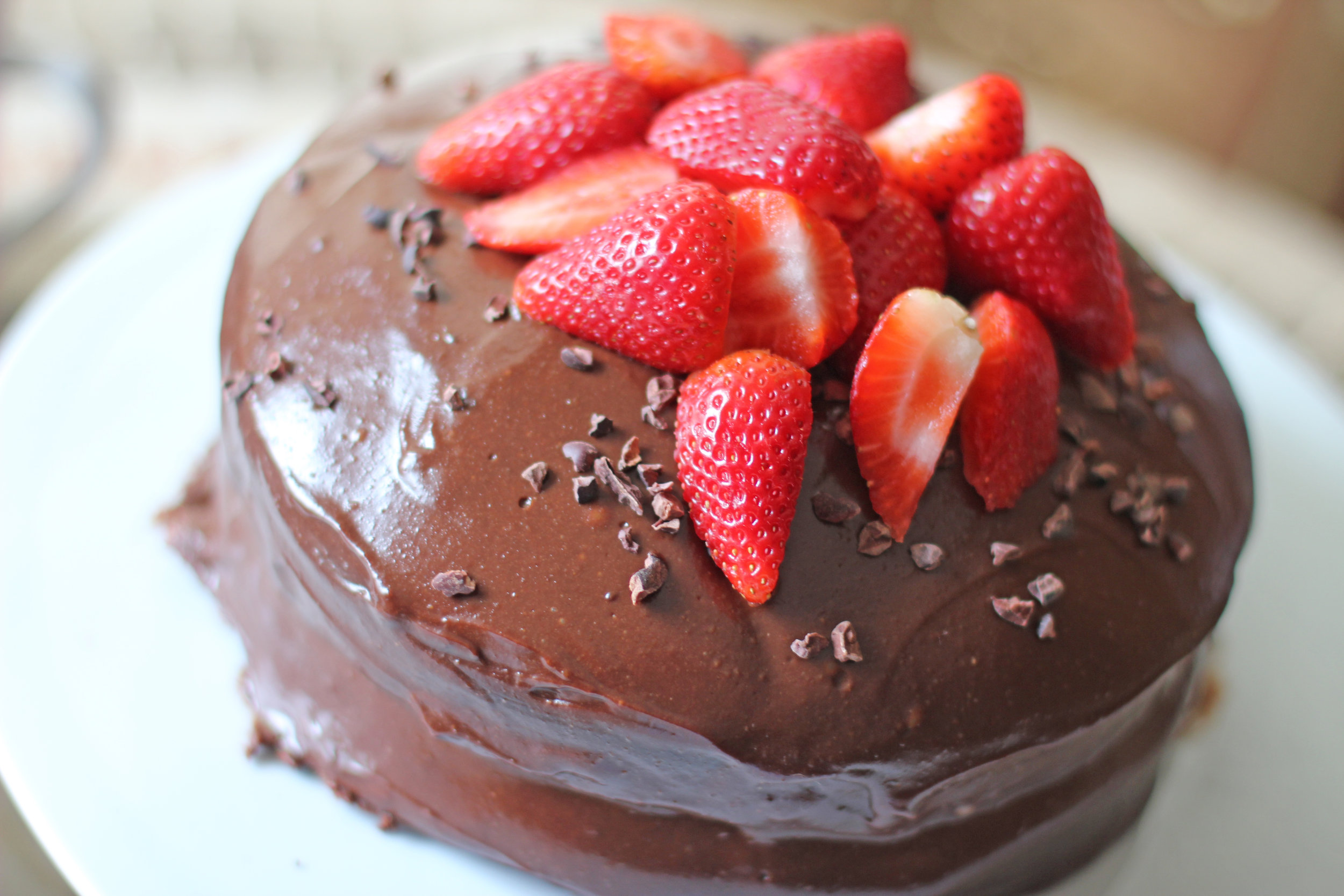Yoga & Cake -