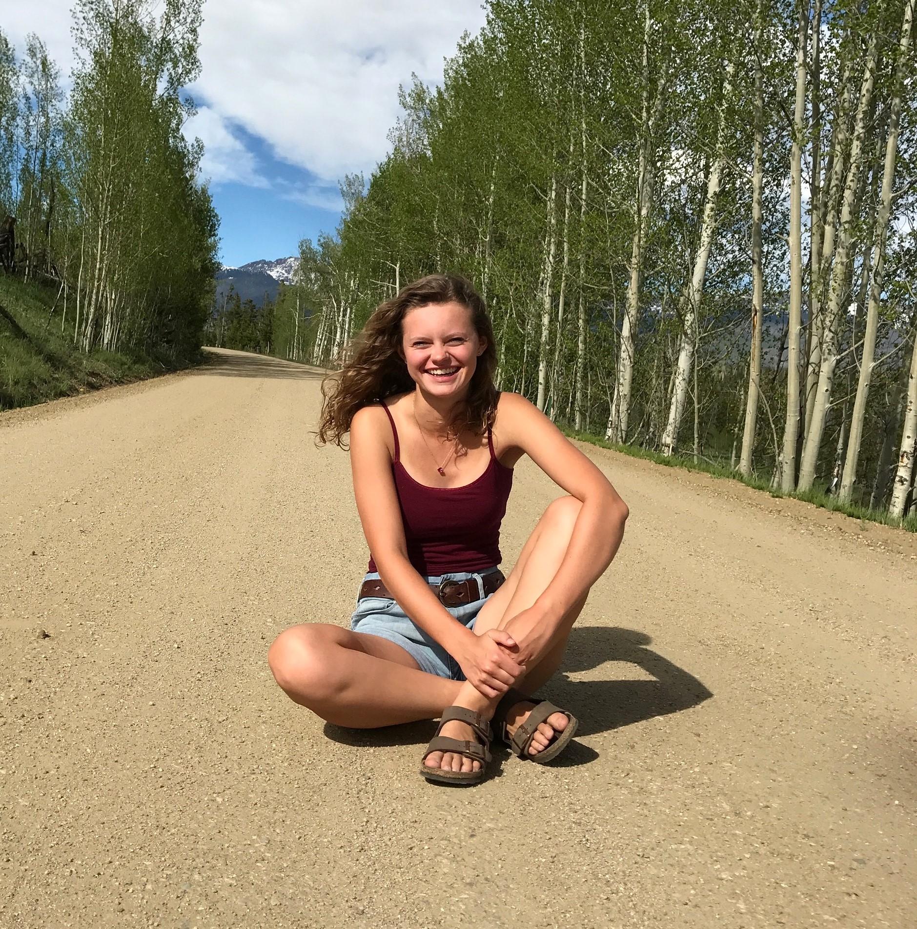 Blog author Christine Slover