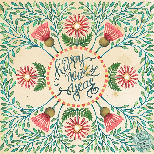 Wishing everyone a very #happynewyear 🎉💕🍾