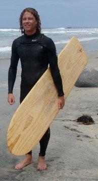 Brent Russell, Oceanside, CA