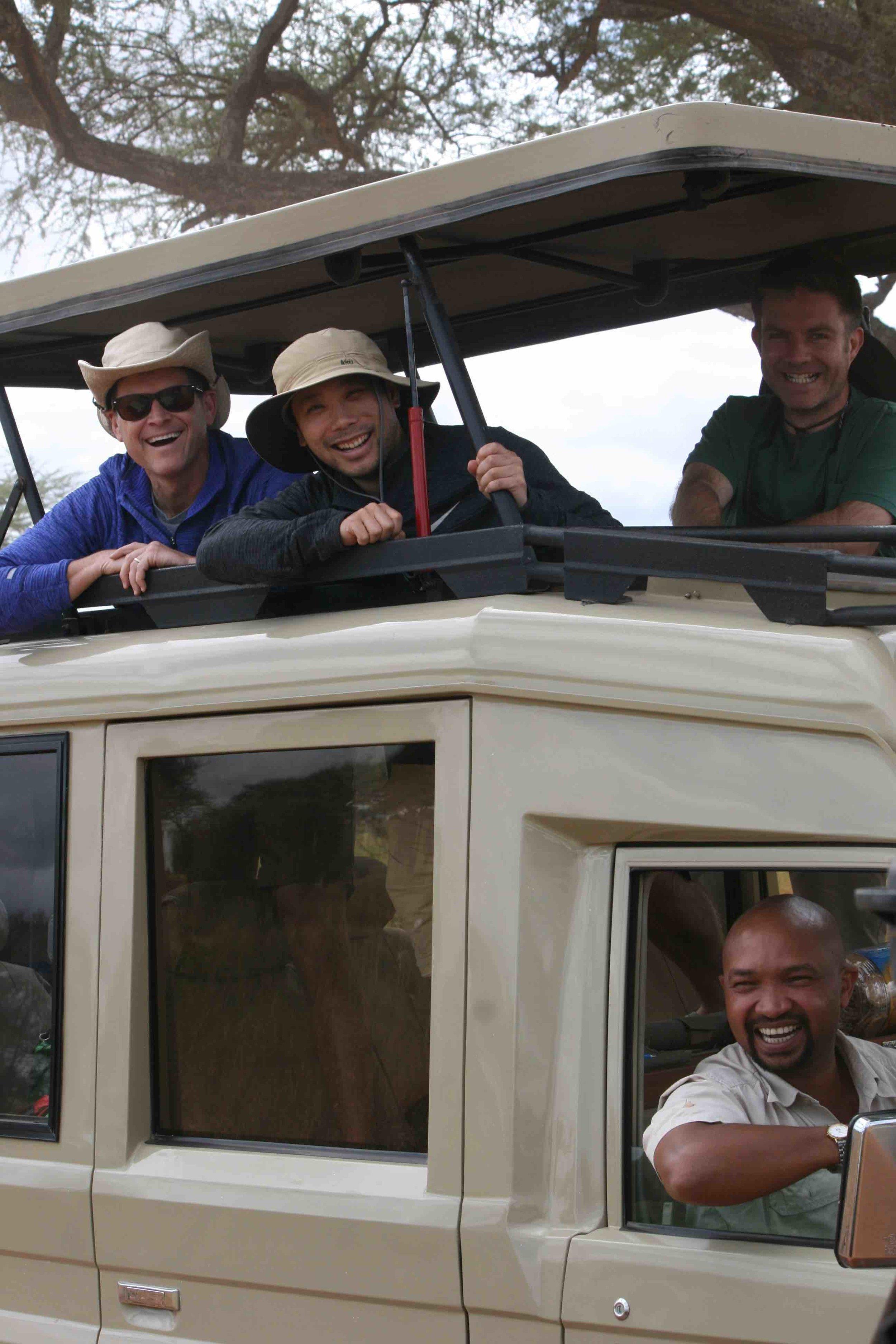 SS SH and DD on safari.jpg