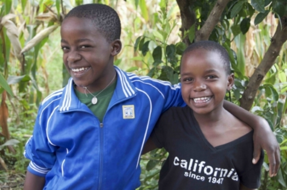 Irene and her brother Isaak (now 9 and 11), who Sister also rescued shortly after Irene's arrival. Irene is now a happy, healthy, clever girl who excels in the classroom and is a leader amongst her peers.