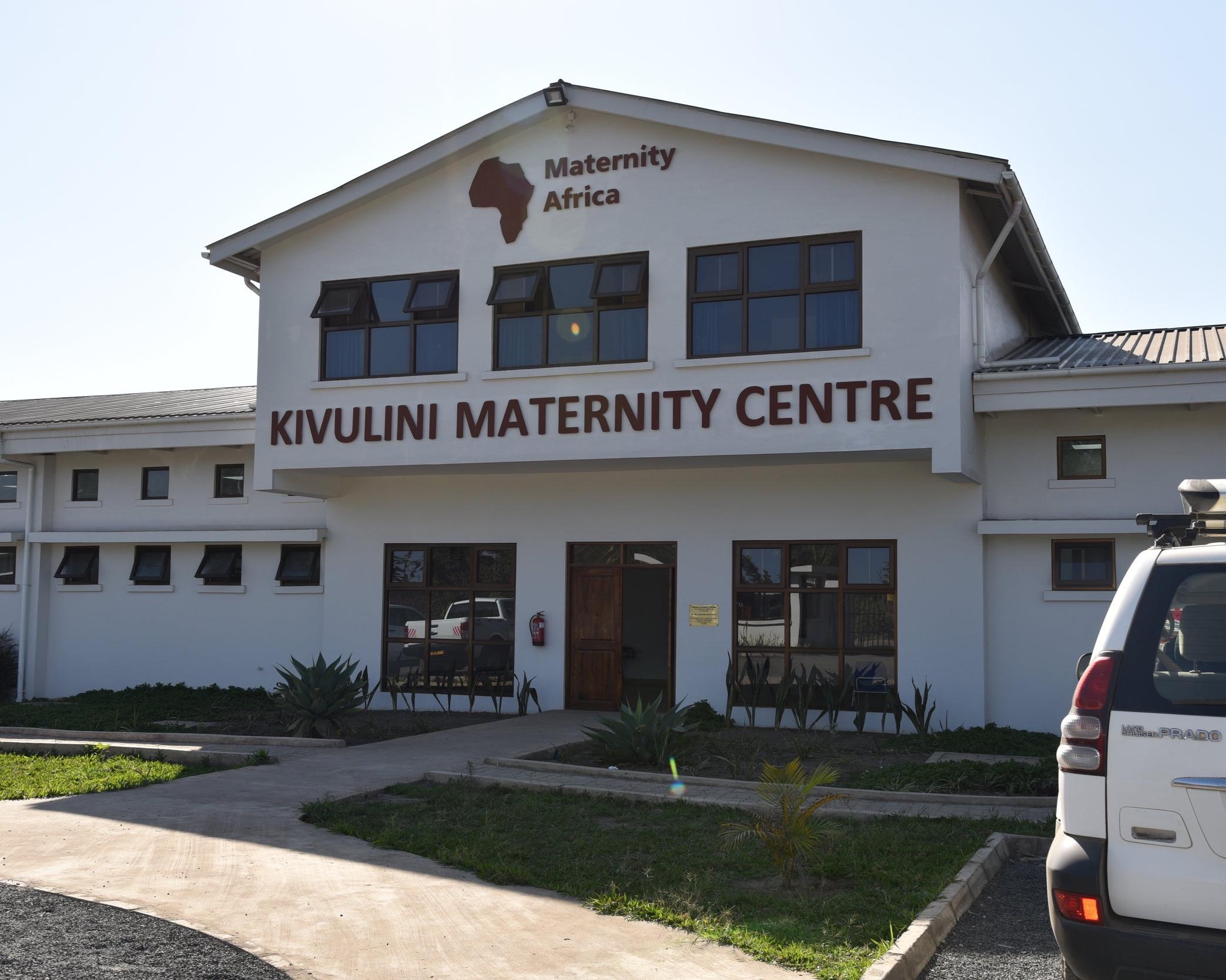 The Kivulini Hospital in Arusha