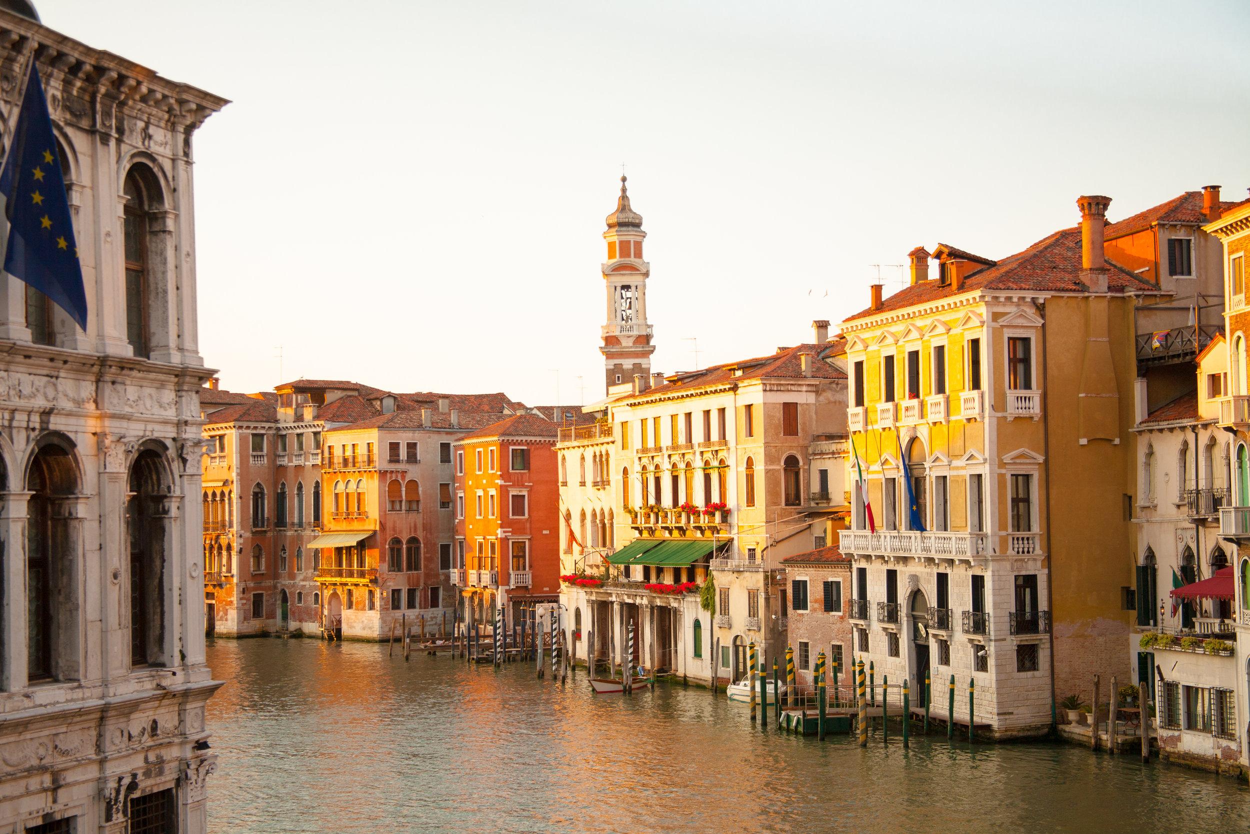 Venice Sunlit