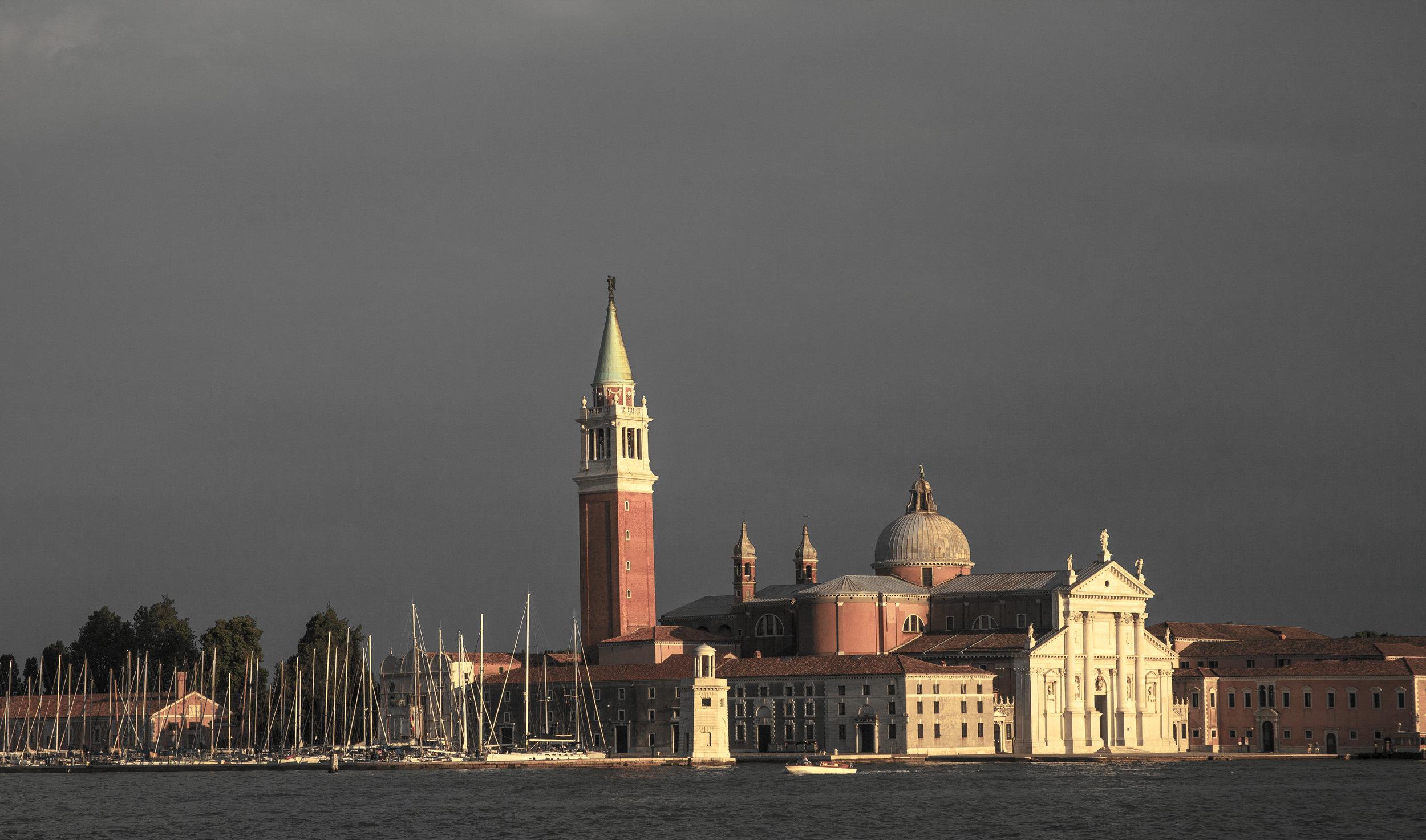 Venice Sunsetting