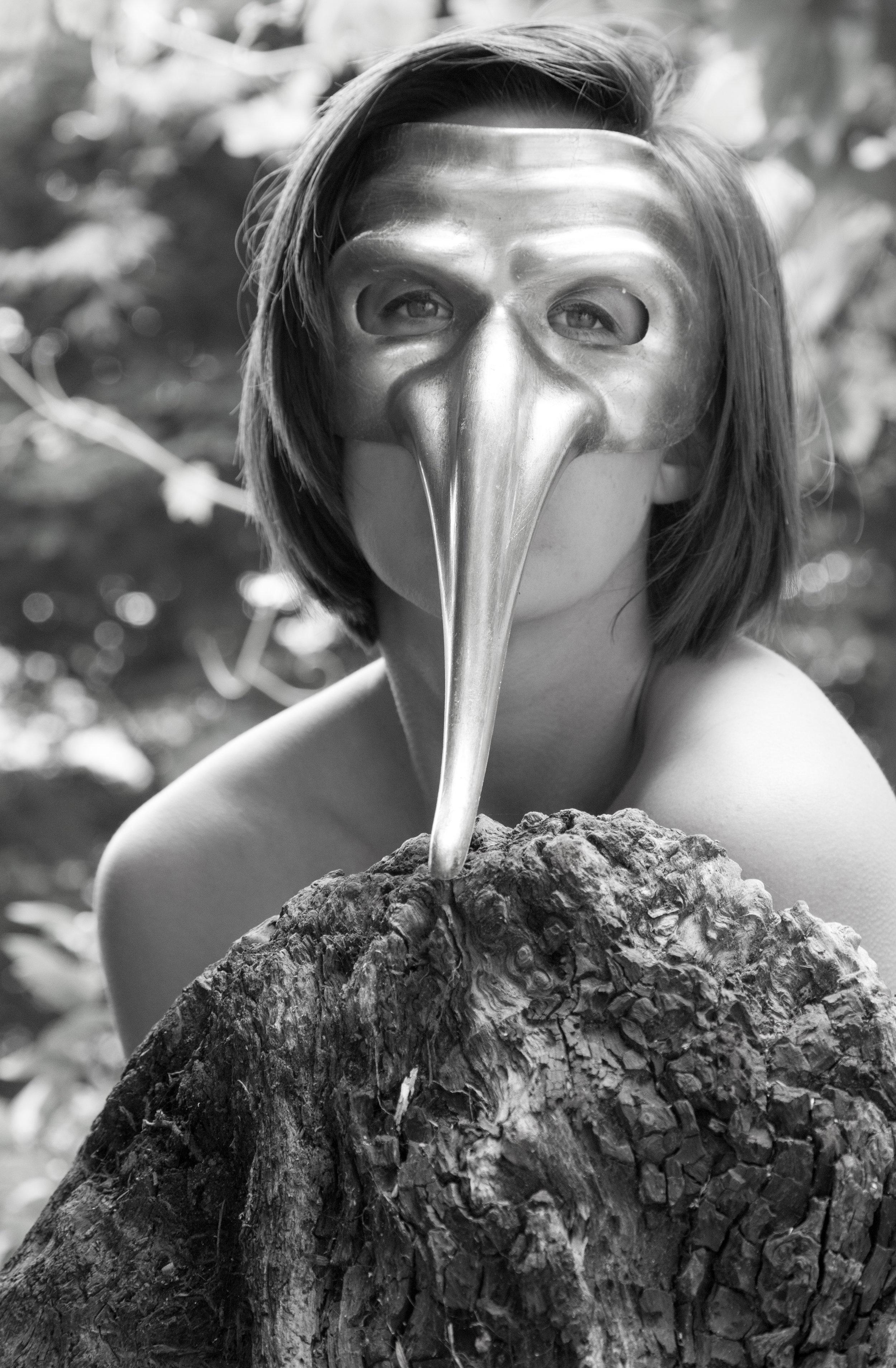 Nymph's mask 3