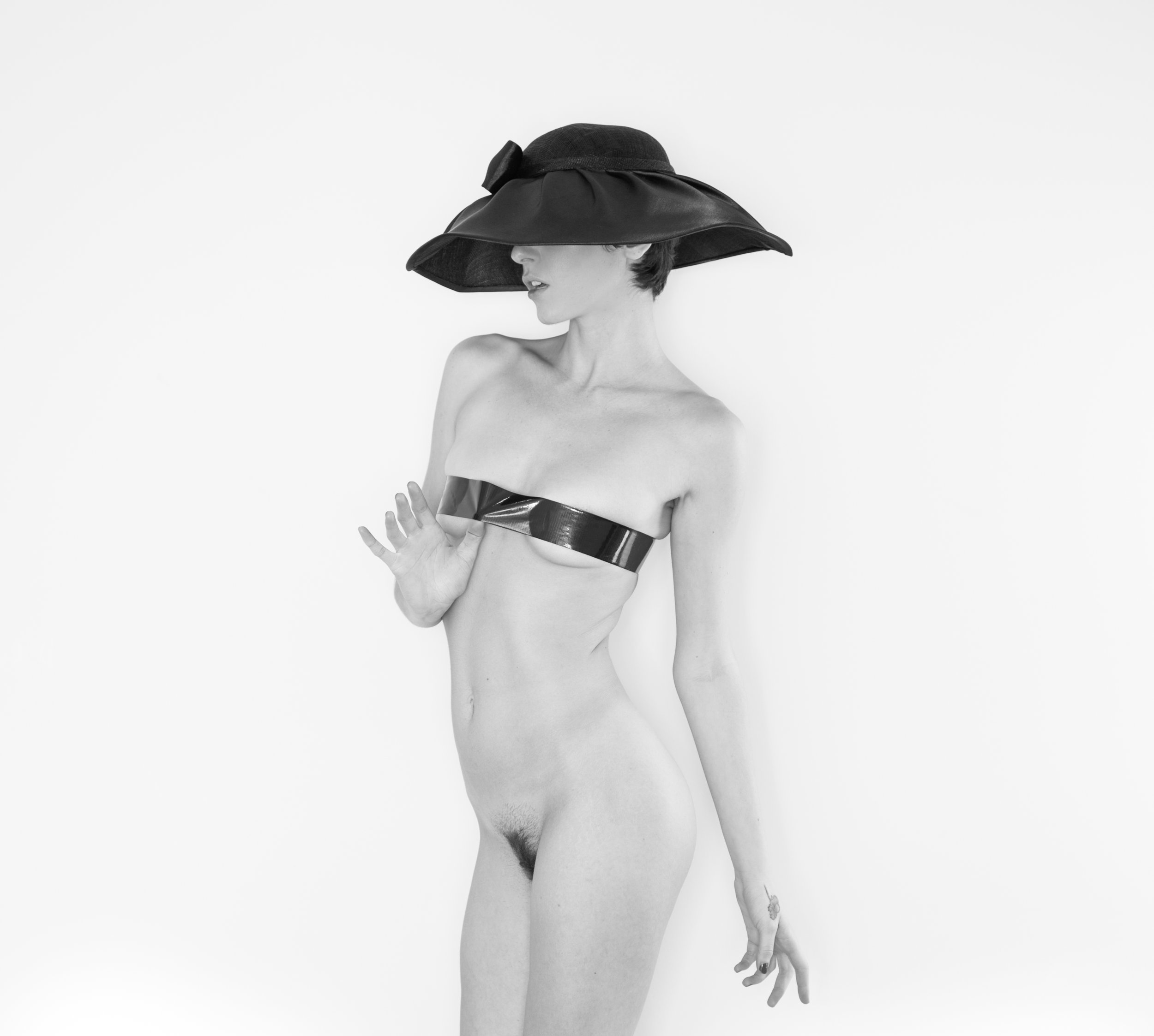 Whitney Black Hat and Tape