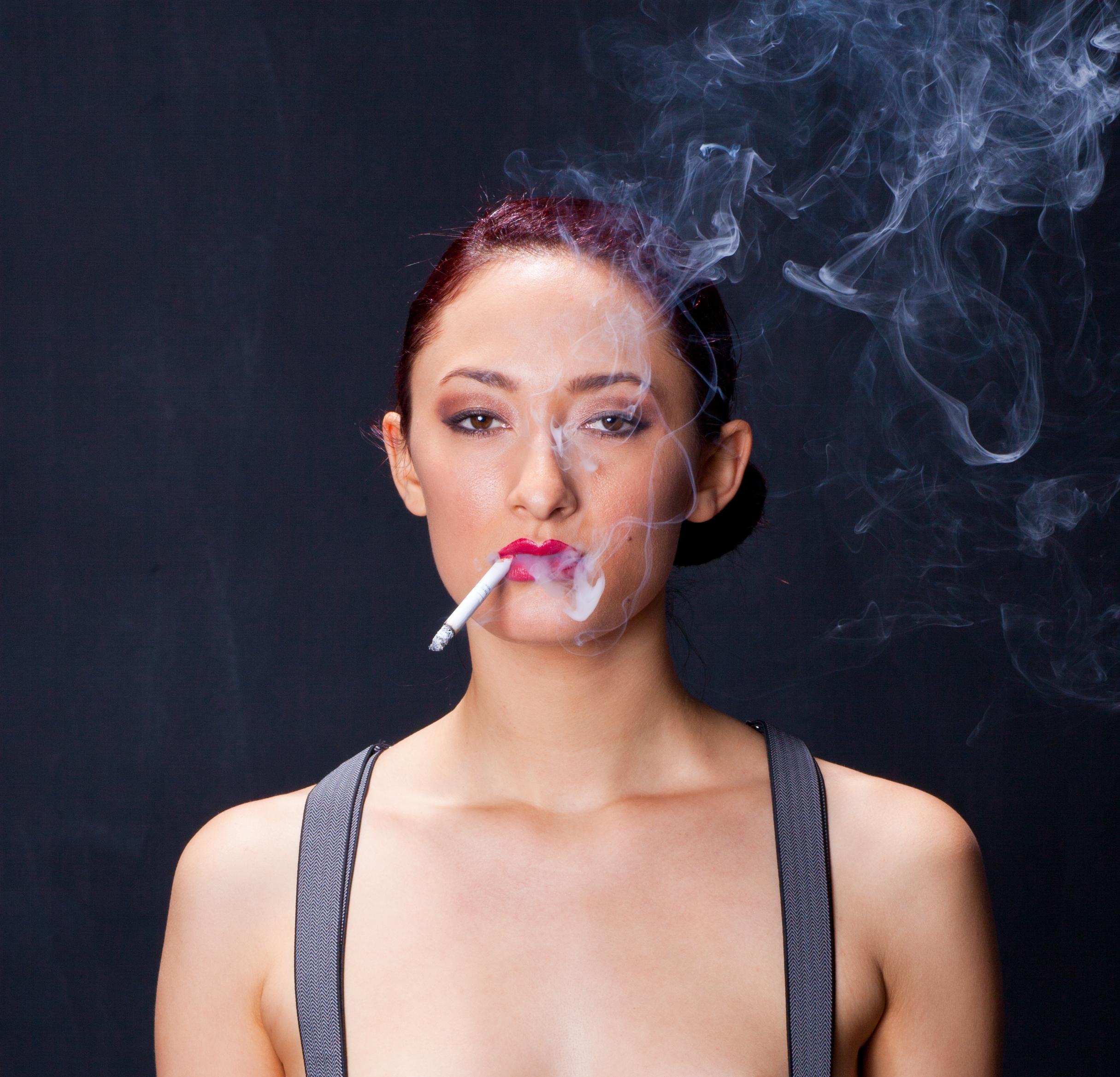 Diaphonous Love Smoking