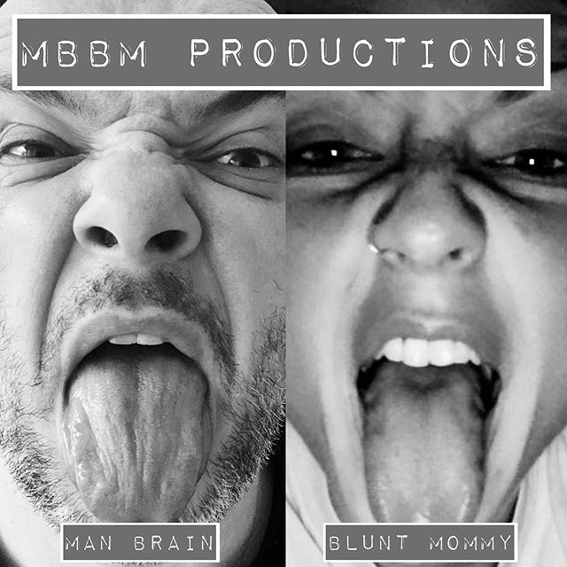 Announcing our brand new Patreon. MBBM Productions. Man Brain / Blunt Mommy. Sexy funny audio photos videos. Link in bio. Climb aboard!