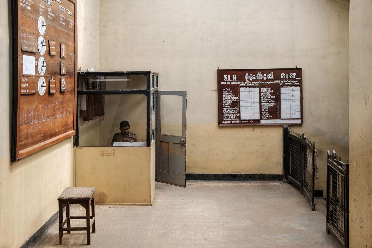 Copy of nanu oya railway station staff sitting in hall