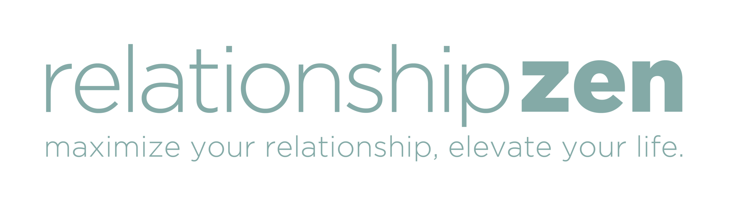 - Relationship Zen offers facilitation and insights  for relationship nerds like you who believe that improving their relationships elevates their lives, creates thriving families, and healthier communities.
