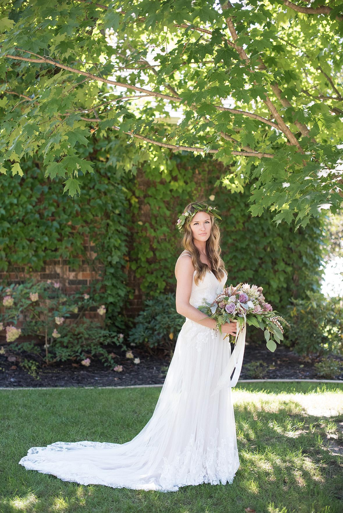 paige + grant - heartland wedding ideas cover