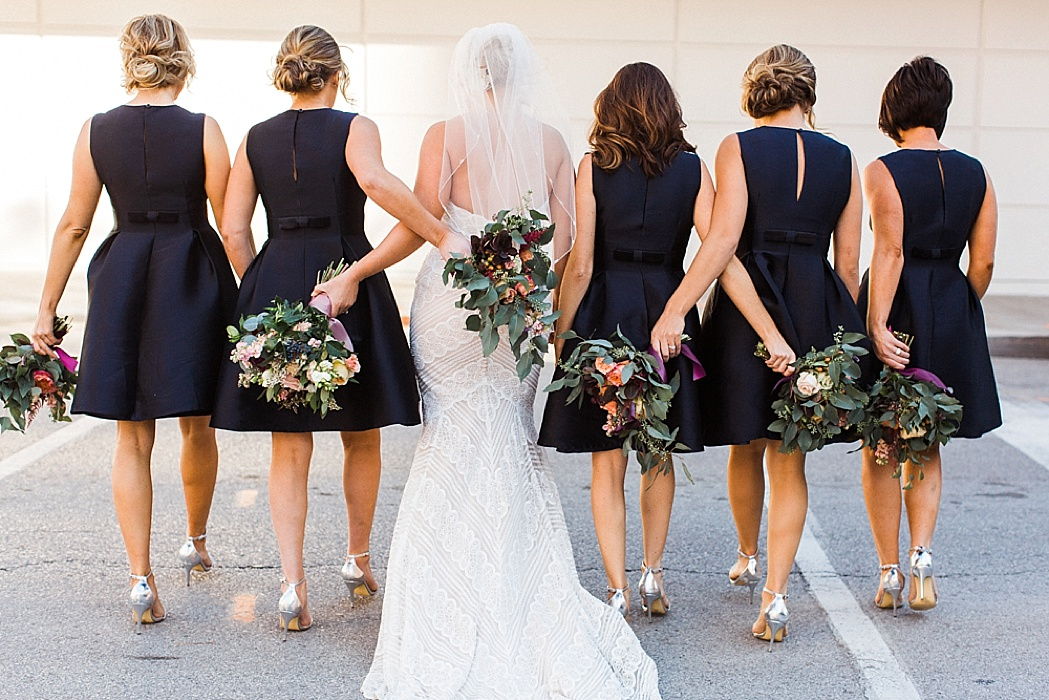 intimate iowa wedding - midwest bride