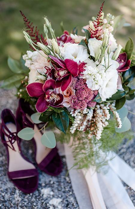 tabetha + david - allure bridal