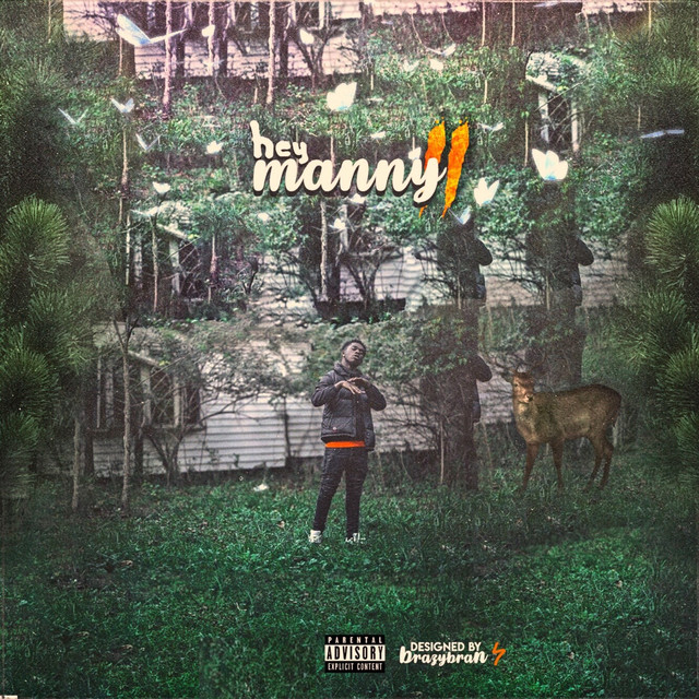 "produced ""I'm YungManny"" + ""Good Intentions"" by YungManny, wrote, produced, and performed ""Billy & Mandy (ft. Good Intent)"" by YungManny, track 1, 4, + 5"