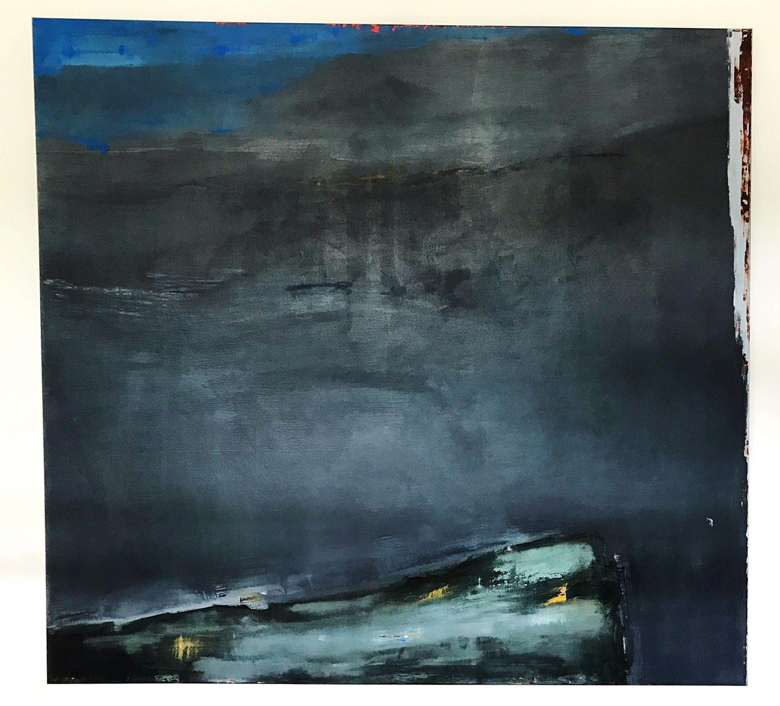 Oil and Acrylic on unprimed canvas 66x62 $7000.JPG