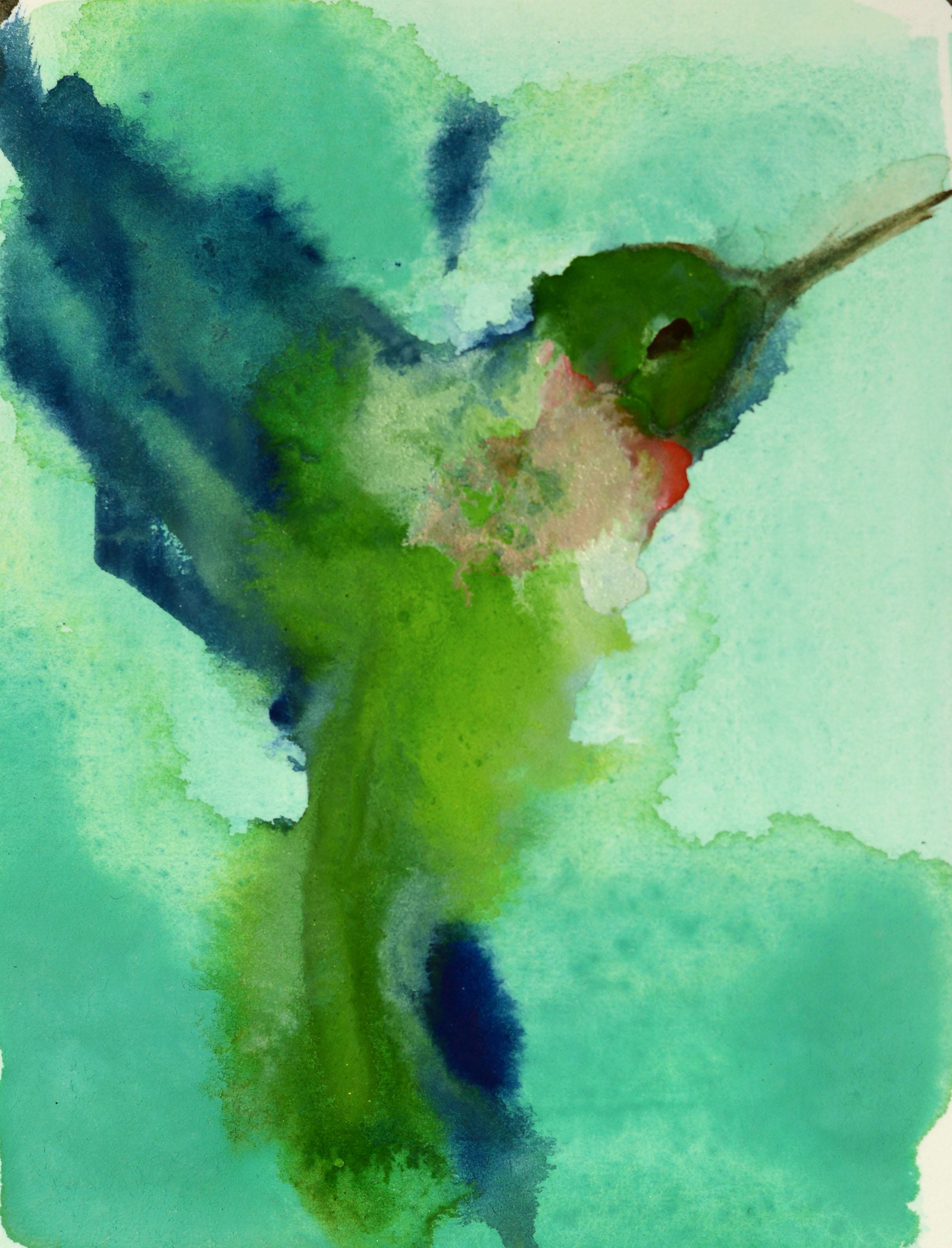 Rebecca_Kinkead_hummingbird no. 2_4x3 inset on 11x7.5 paper.jpg
