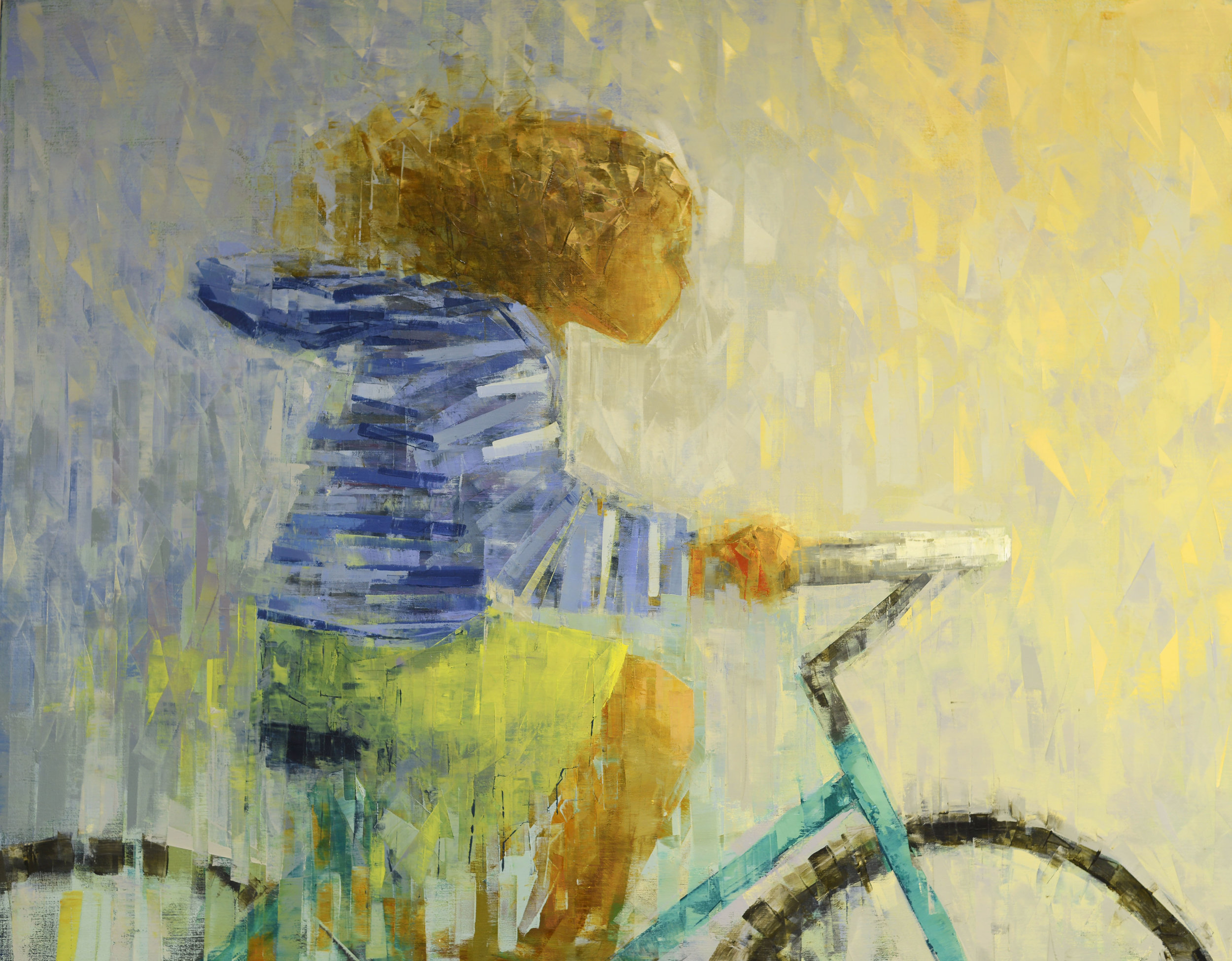 Bicycle (Into the Sun)_54x42.jpg