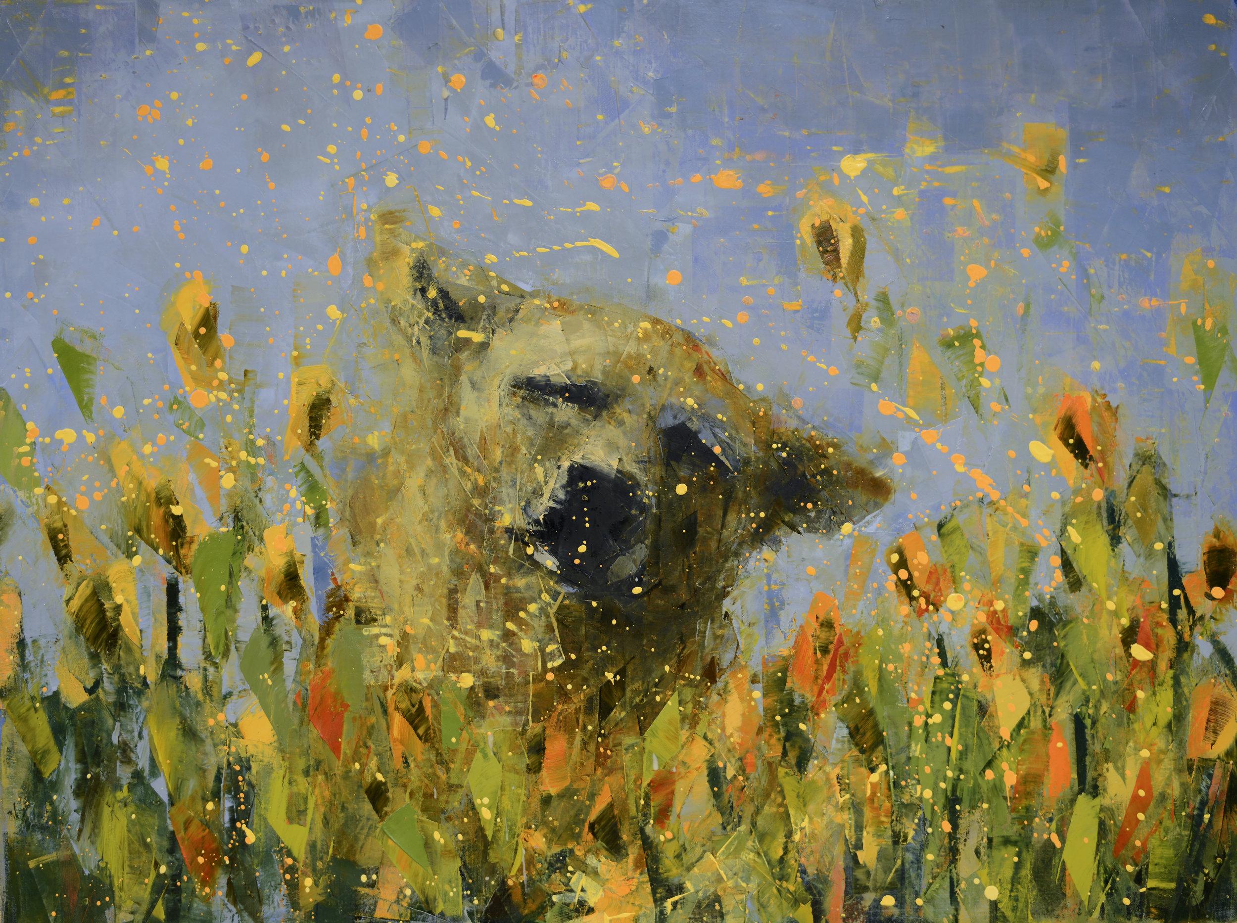 Shake (Sunflowers)3_30x40.jpg