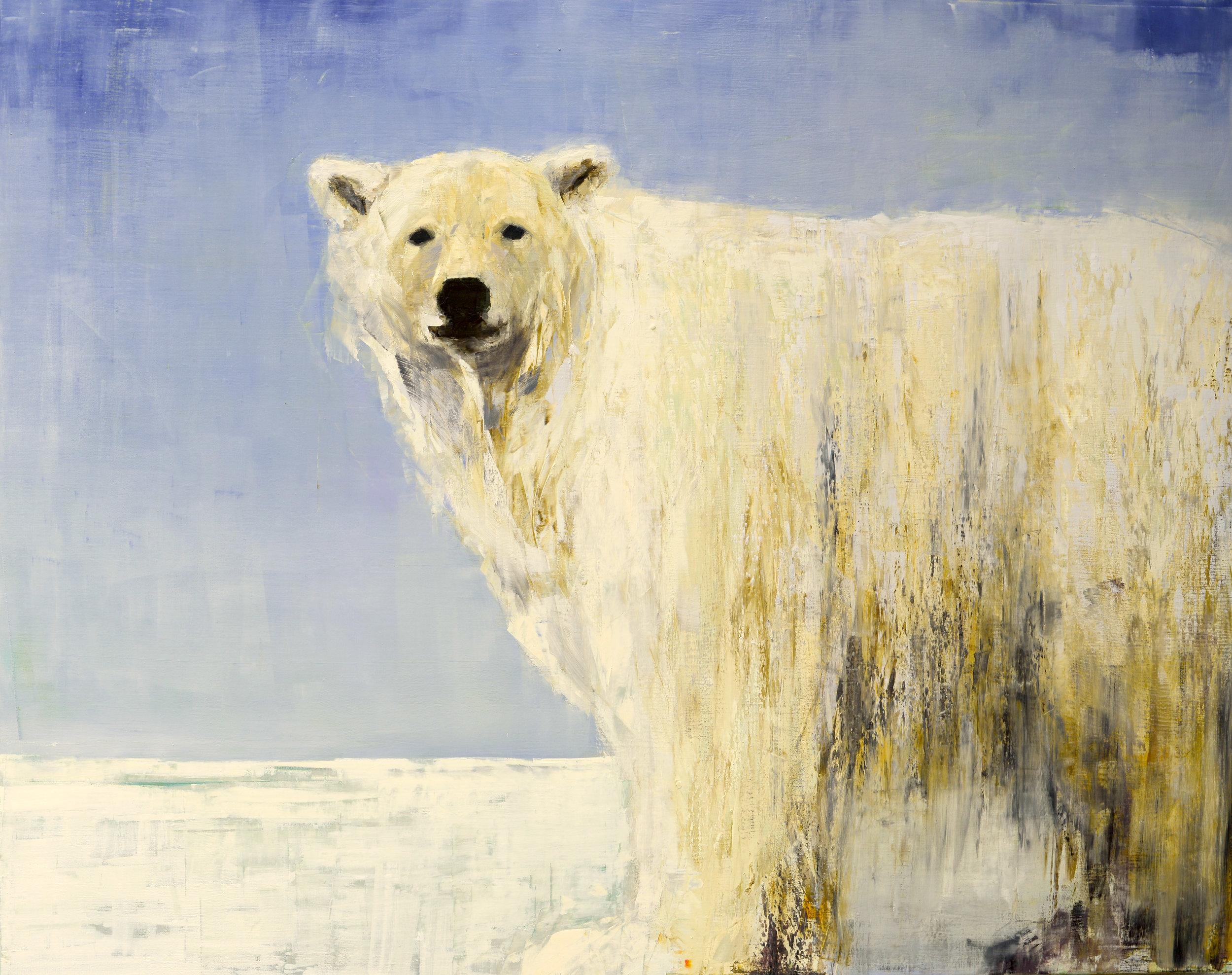 Polar Bear (Pale Blue Yonder)_54x68.jpg