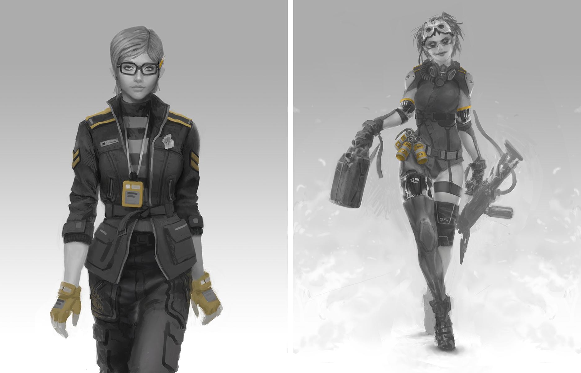 Metal Gear Online Concept Art combo 3.jpg