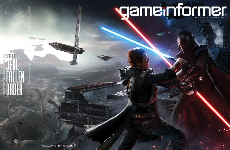 Game Informer Jedi Fallen Order Cover art by Jordan Lamarre-Wan.jpg