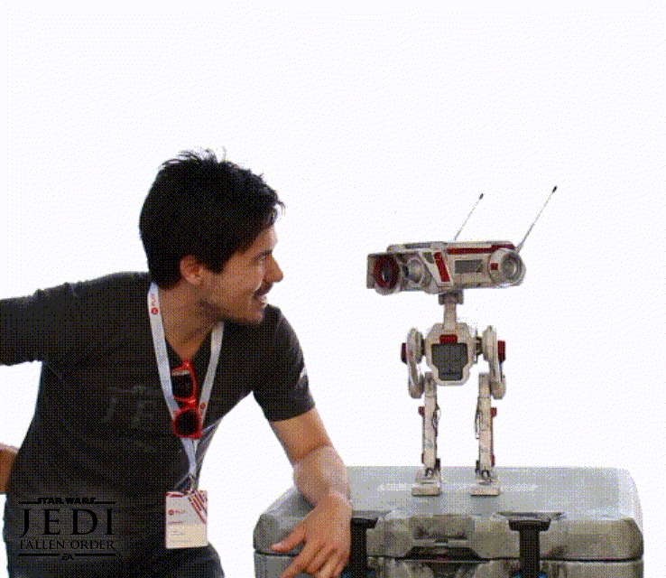 JLW Jordan Lamarre-Wan Profile Picture with BD-1 Star Wars Jedi Fallen Order.jpg