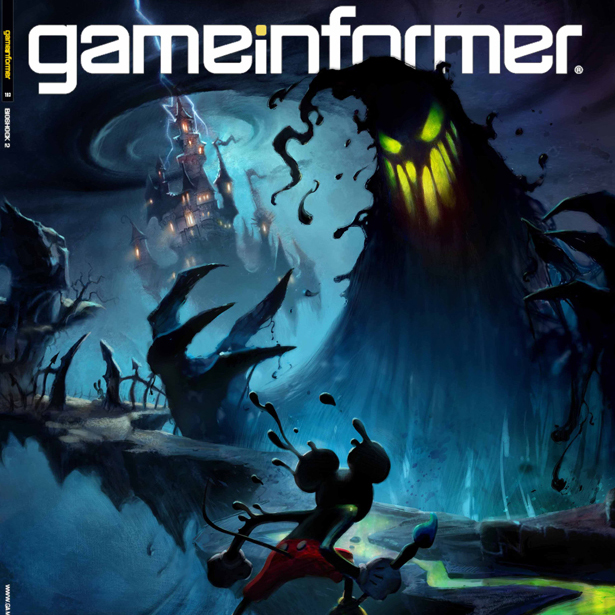 Game Informer cover that won Into the Pixel. Collaboration between myself, AJ Trahan, Matt Hall and Donny Hamilton.