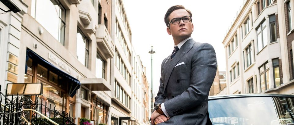 An amazingly talented Taron Egerton reprises his role.