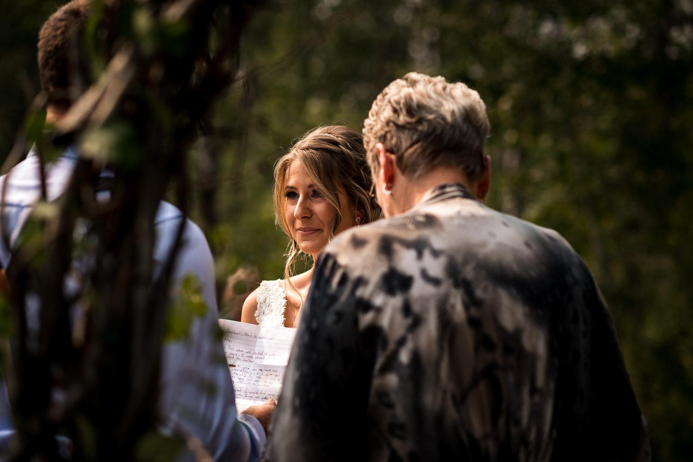 Alberta Intimate Farm wedding calgary banff wedding photographer elopement