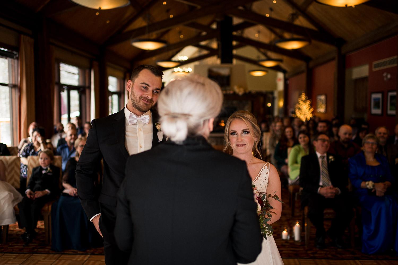 Stewart Creek Canmore wedding