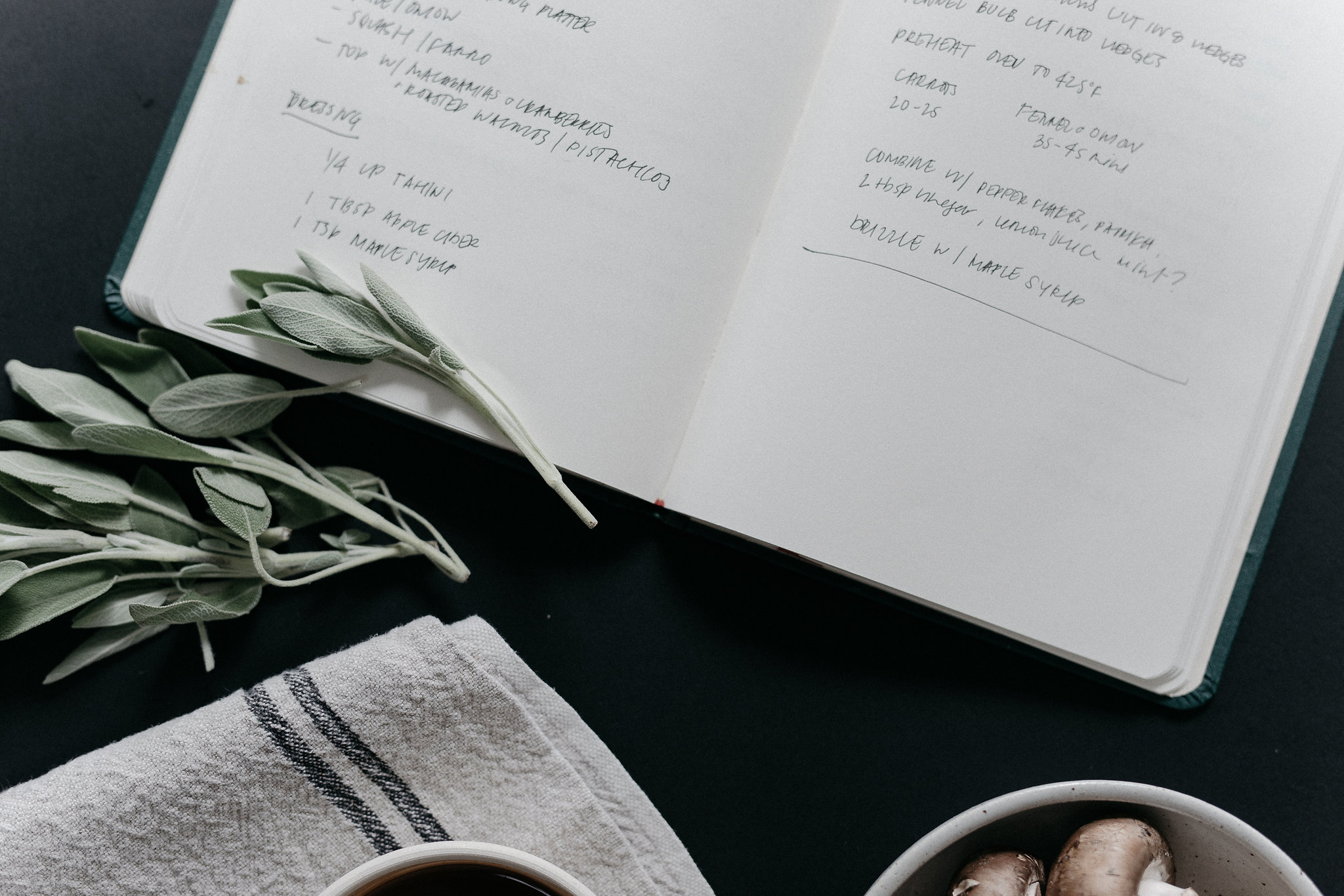 Design and Digest recipes