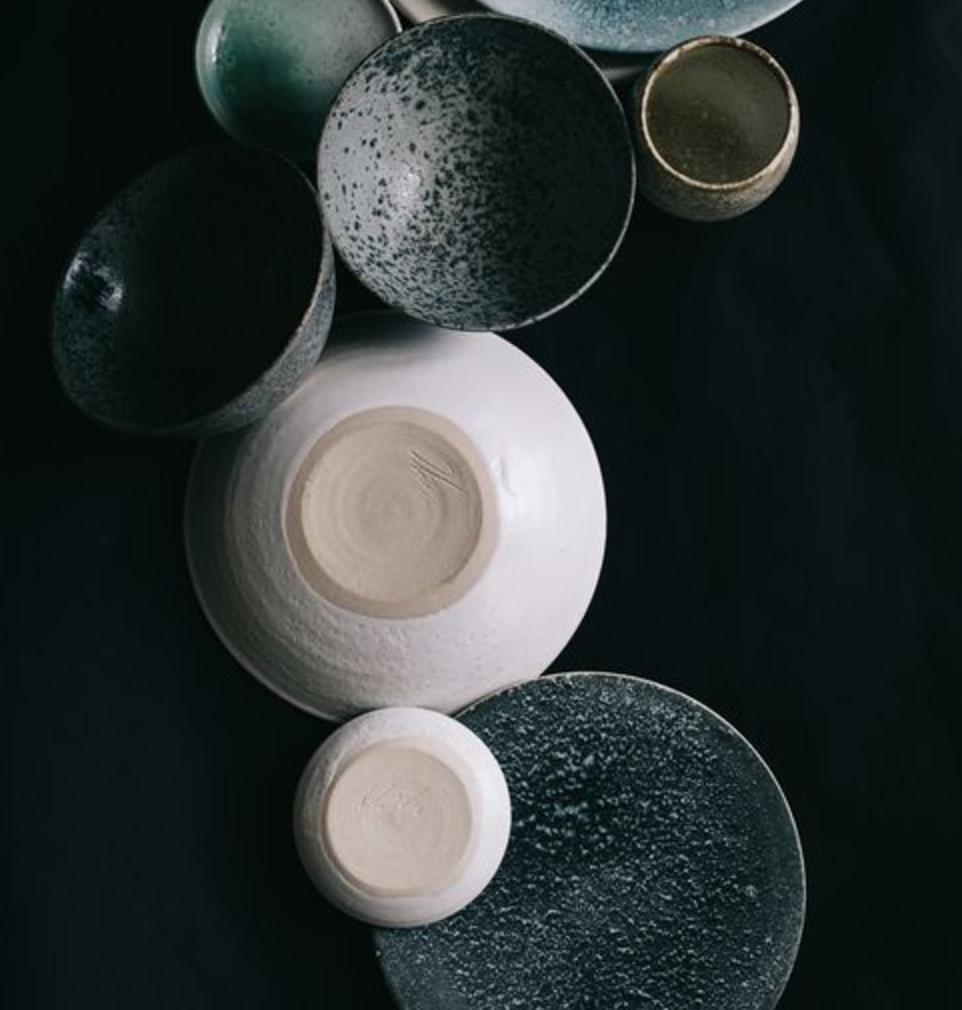K.H. Wurtz Ceramics  (image from  pinterest )