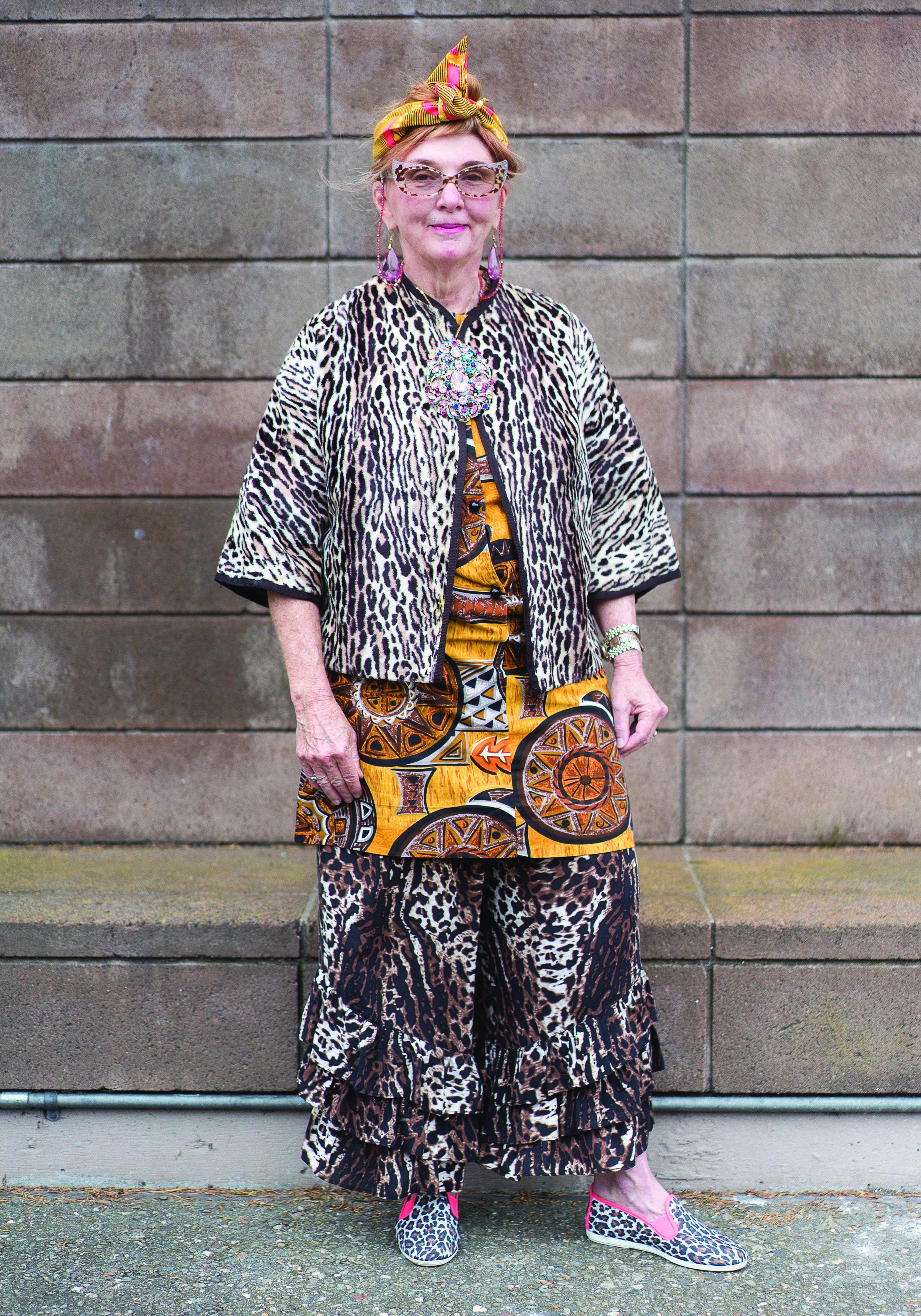Pattie, 64