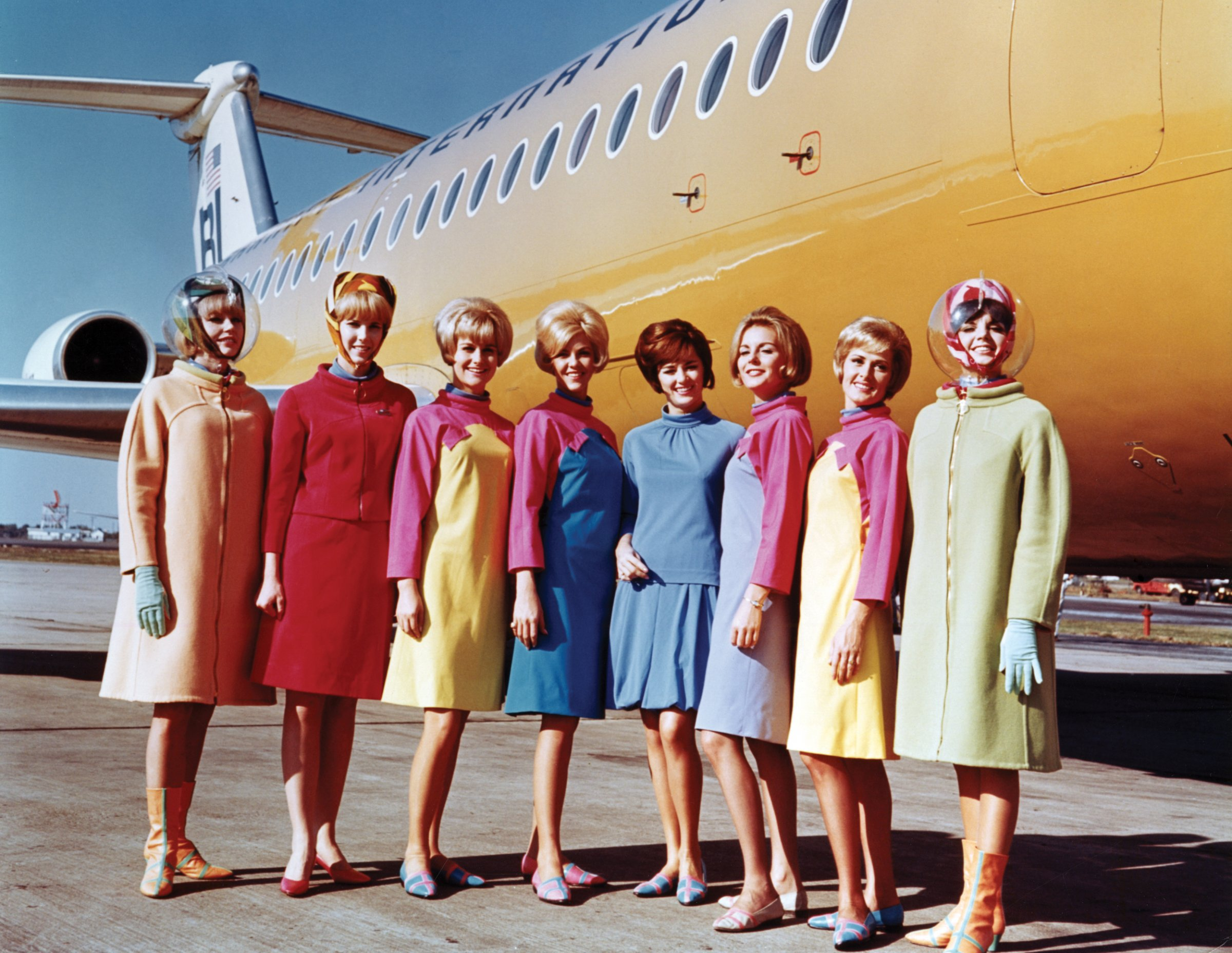 Photo/Braniff International Public Relations Archives, History of Aviation Collection, UT-Dallas
