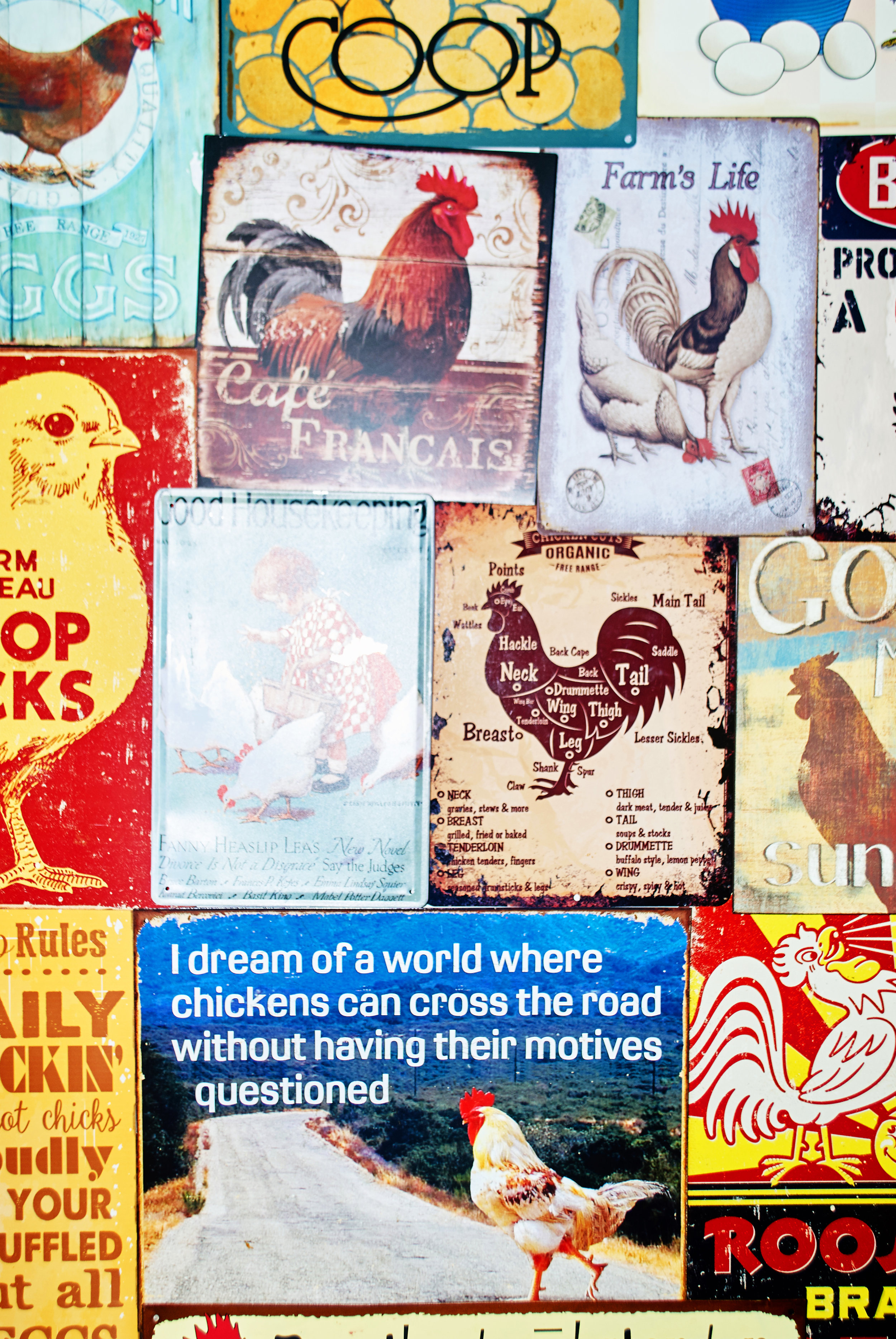 vintage-chicken-signs