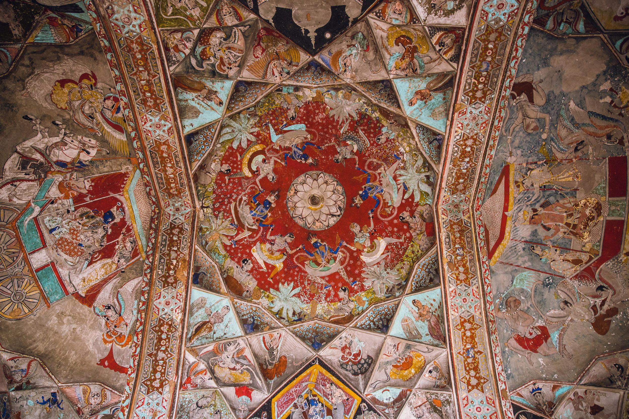 ceiling-art-India
