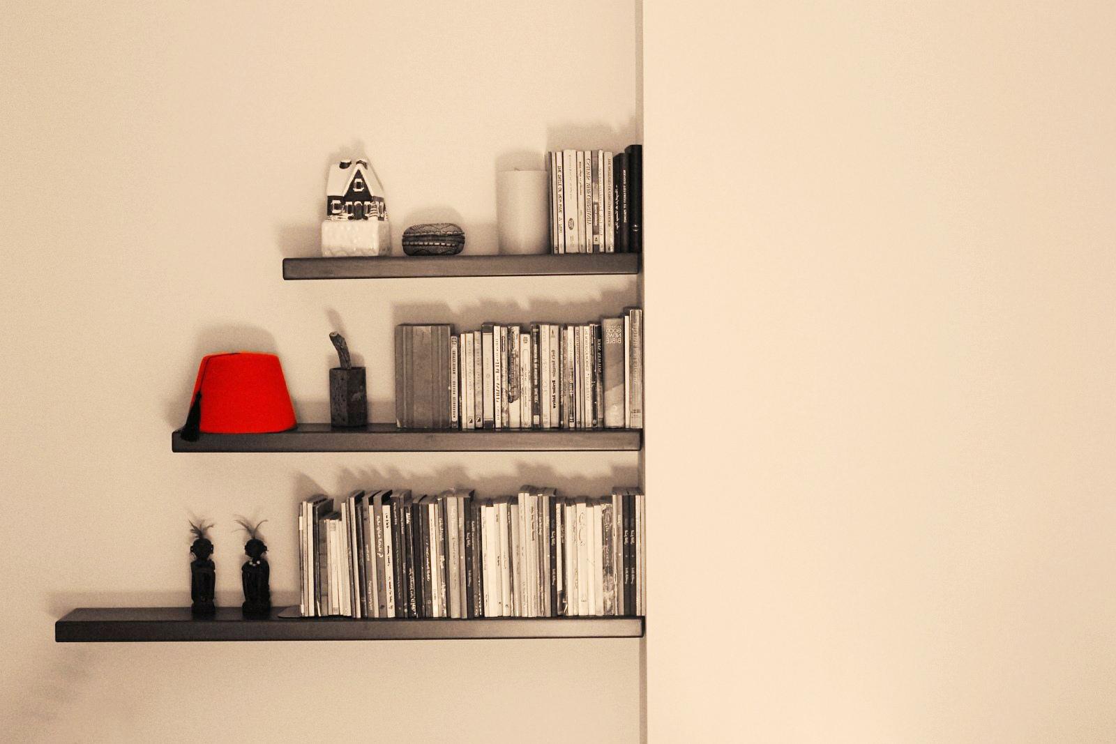 Photo via Books and Bookshelves