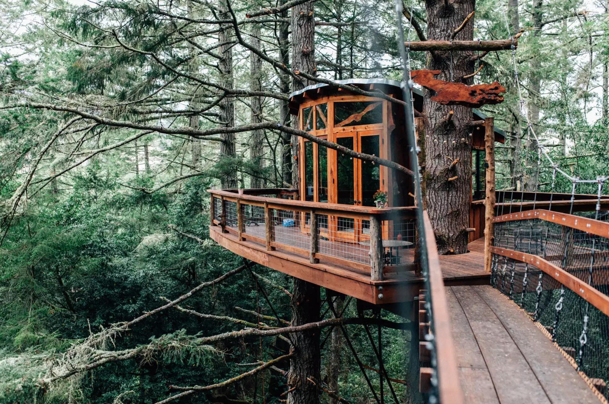 treehouse-yurt
