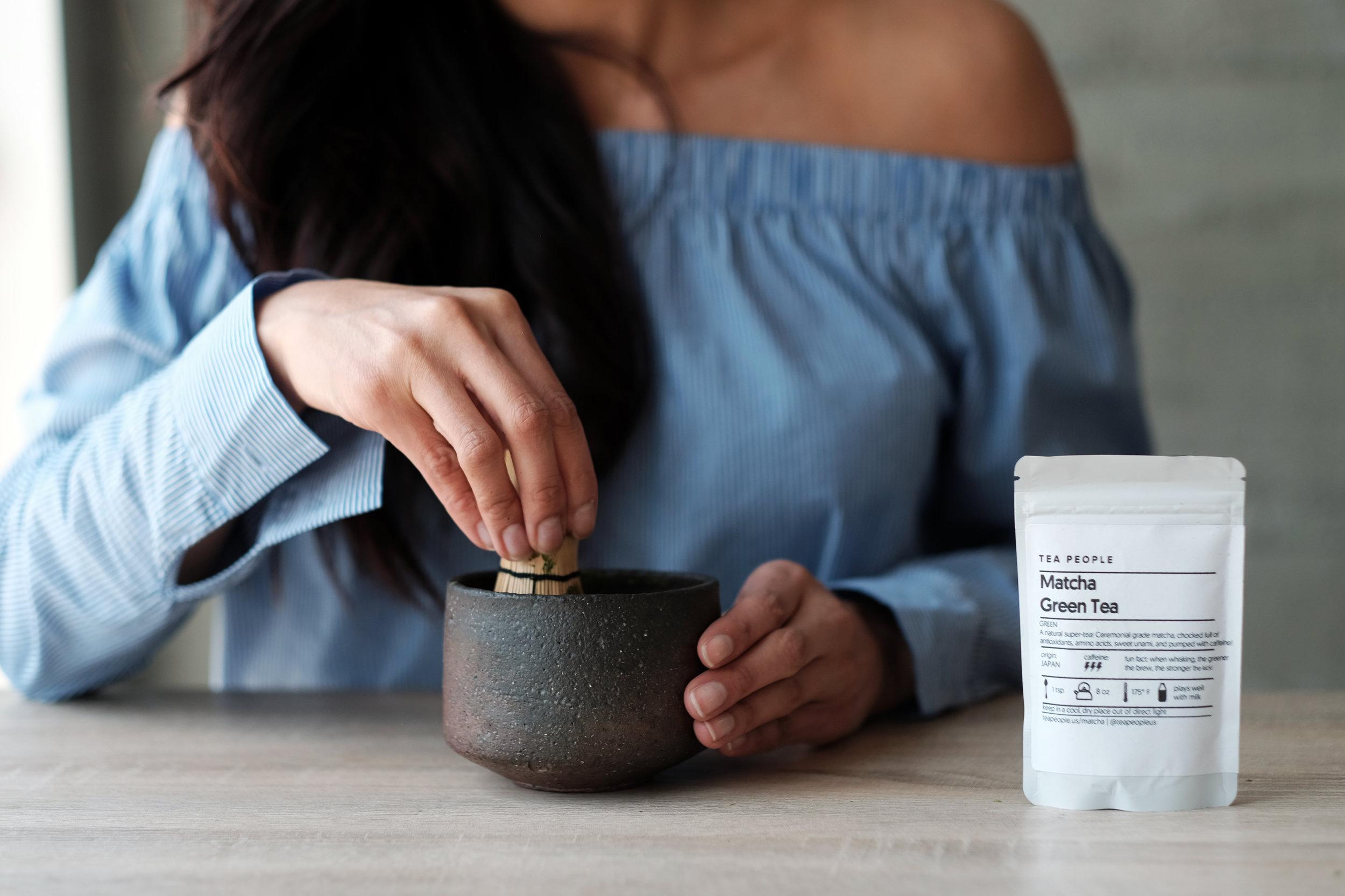 The Matcha Powder by Tea People, photo courtesy of Tea People