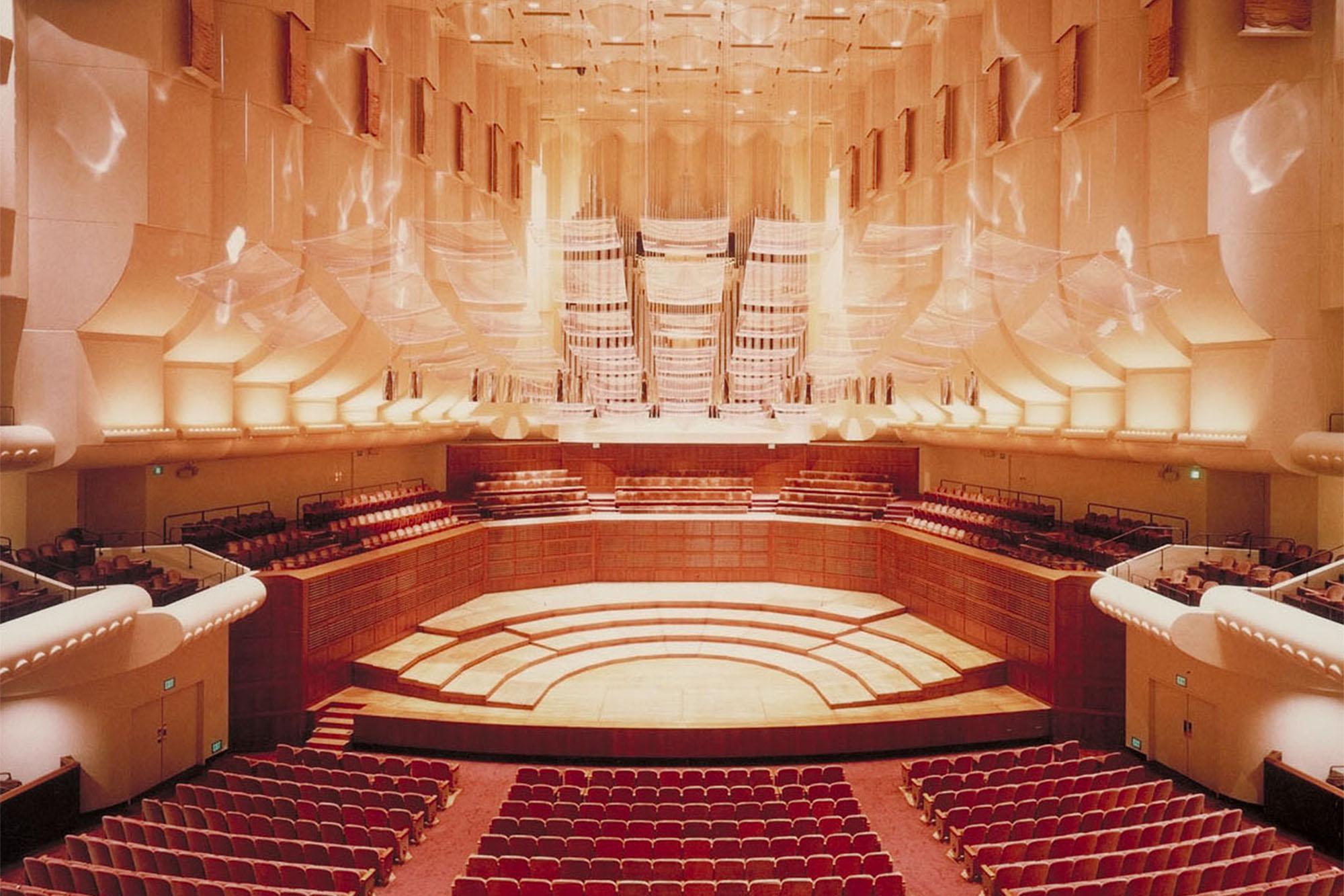 Photo courtesy of Louise M.Davies Symphony Hall