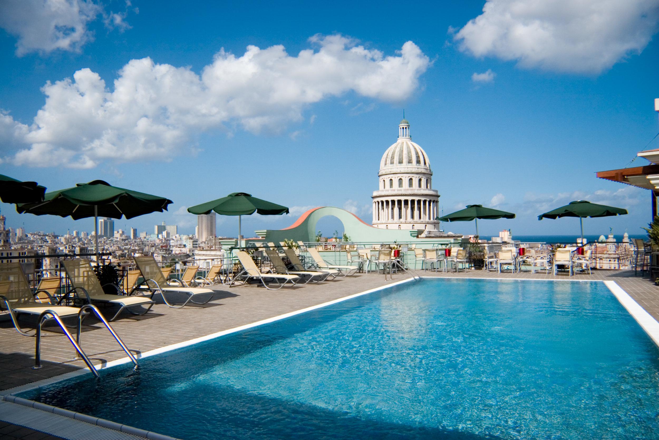 THE INGLATERRA HOTEL -