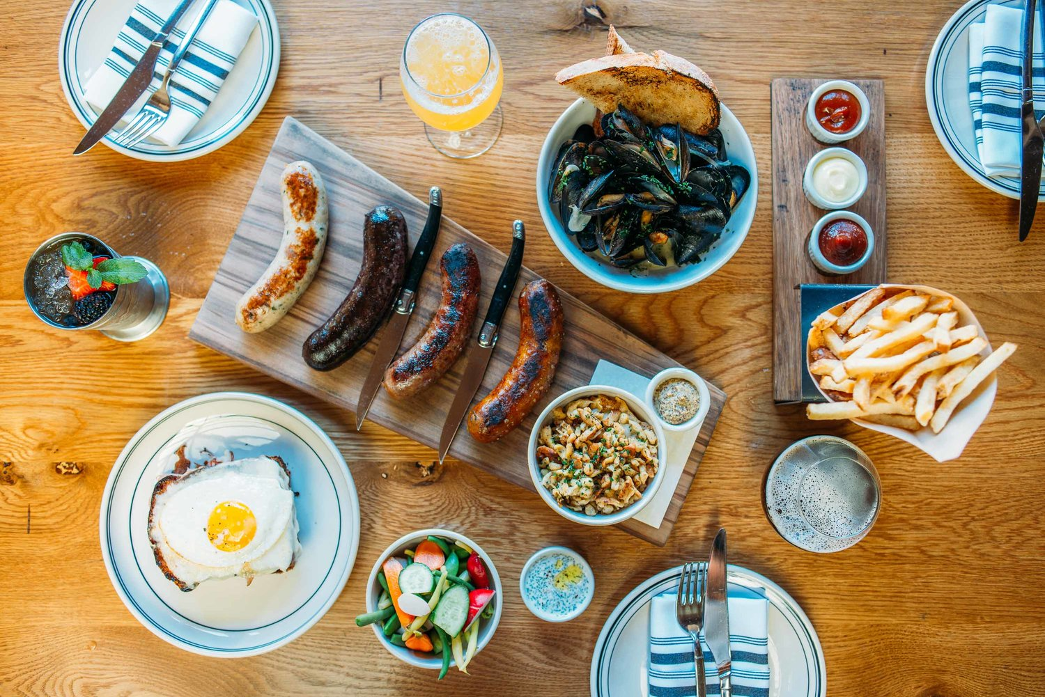 SF's Ultimate Brunch List - Devoured, vetted, and recommended for your comfort. Happy eating.