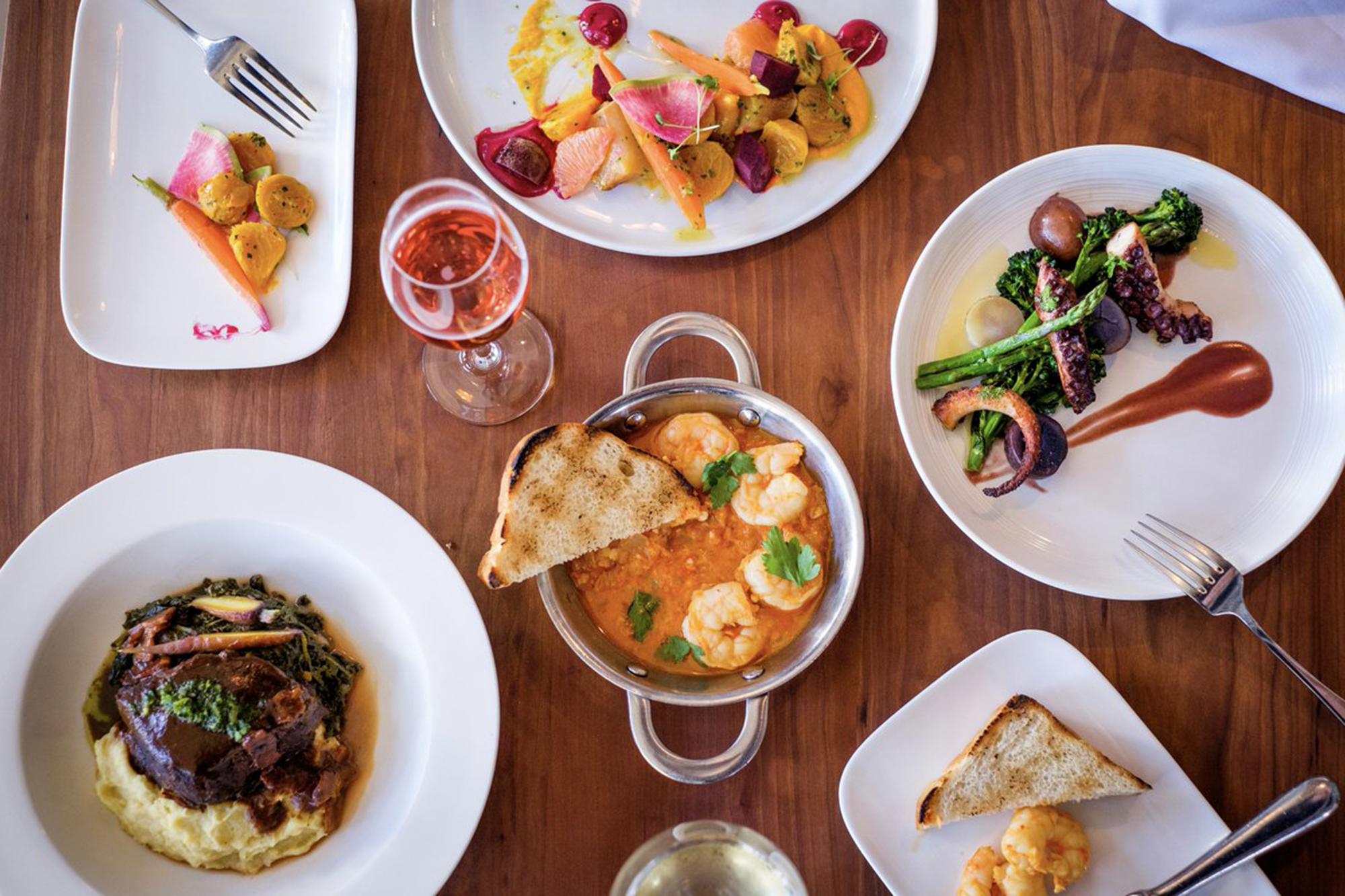 Meal YourHeart Out - 10 meals we would happily dive into all year-round.Photo of Uma Casa byKrescent Carasso