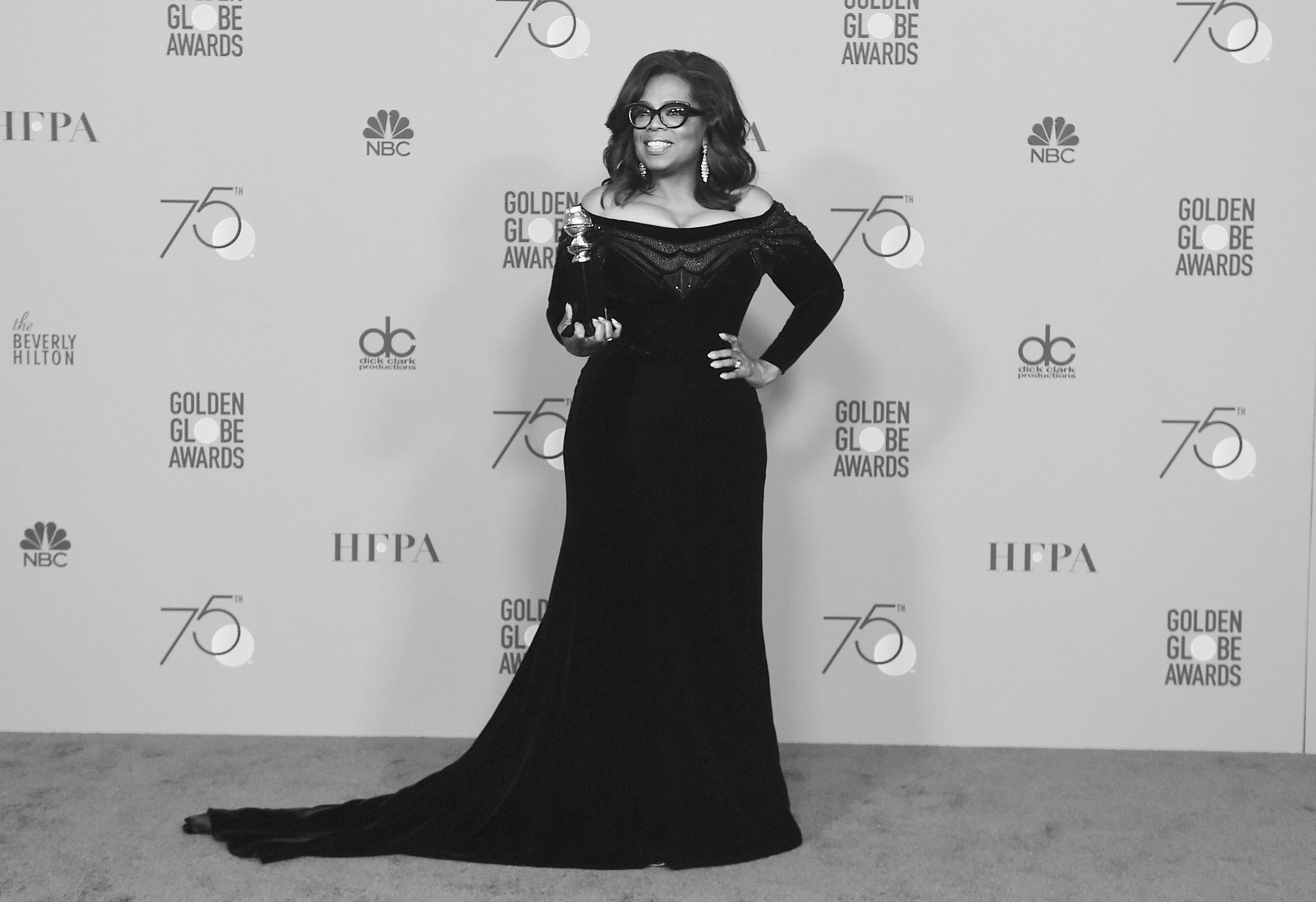 Oprah for 2020.  Read here...