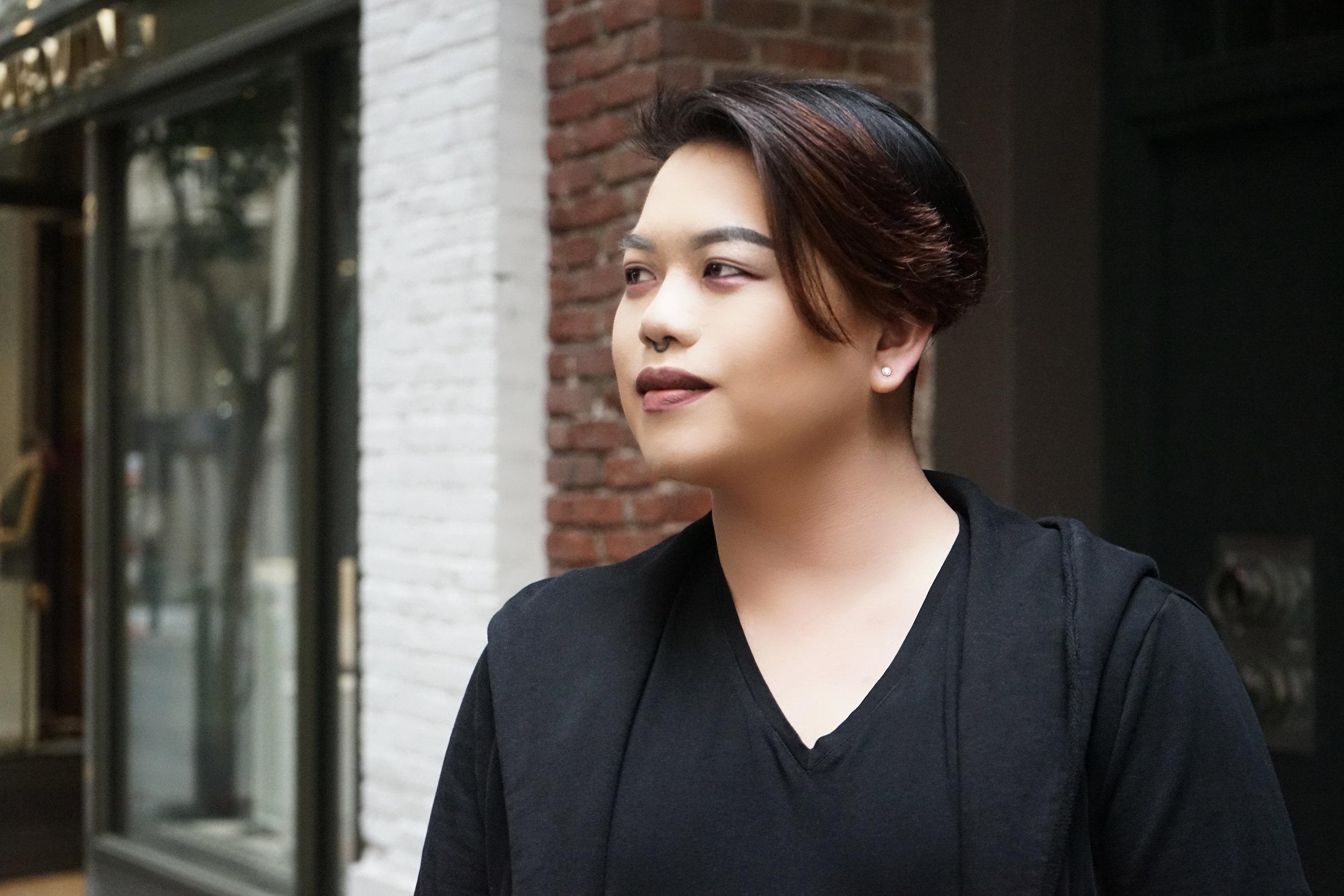Assistant and tech Jonathan Ng